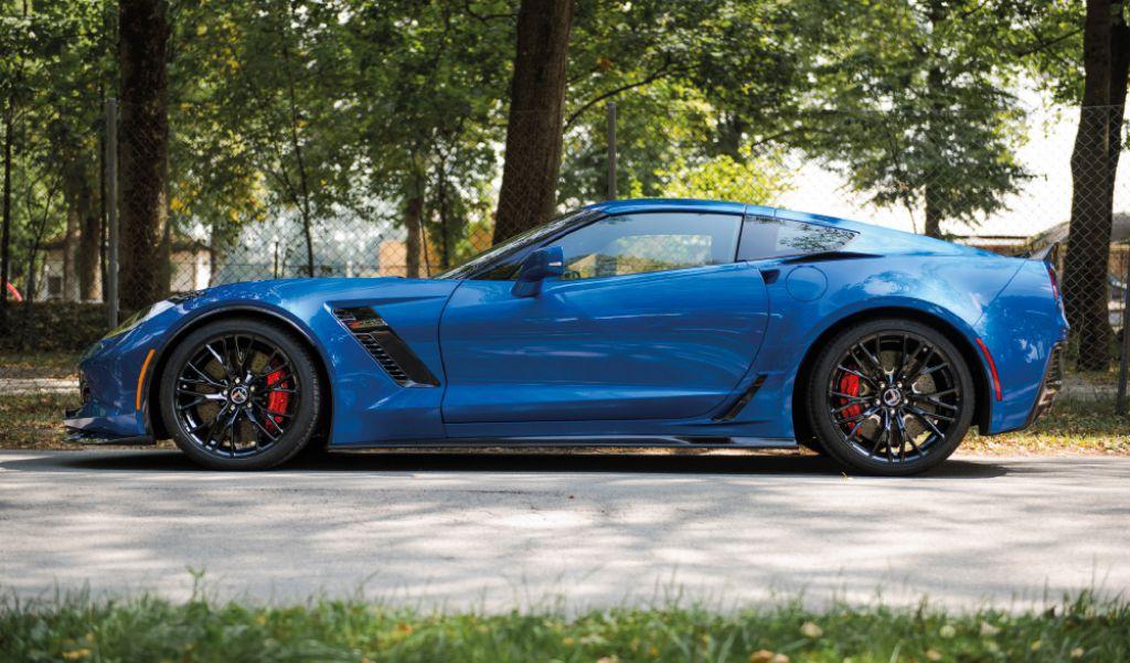 Die stärkste Corvette aller Zeiten