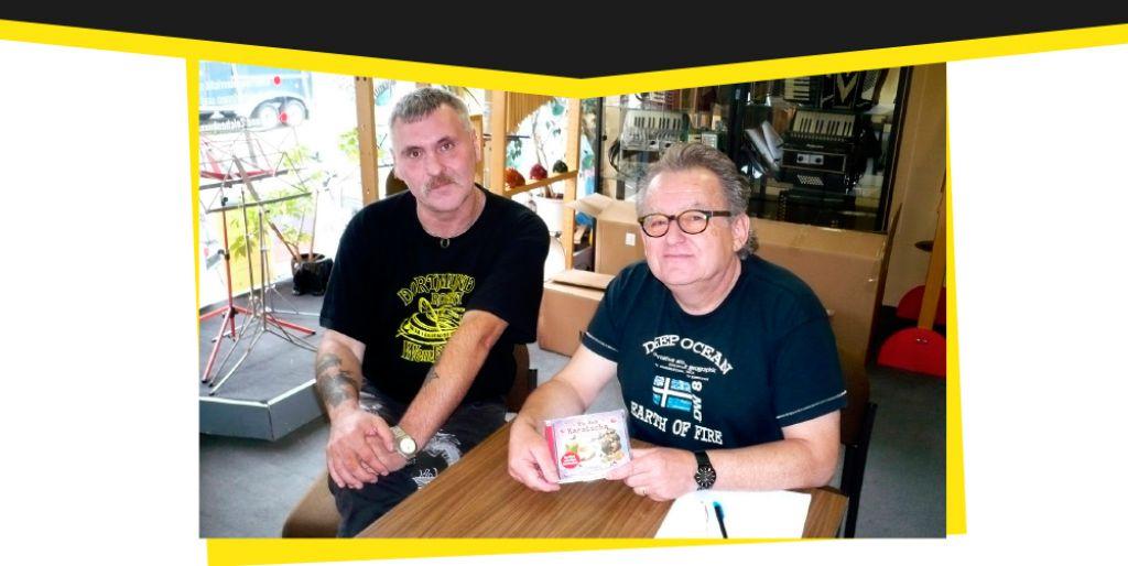 Interview mit Klaus Neuhaus und Rüdiger Wache