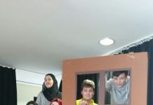 Theaterprojekt der internationalen Klasse am RSG