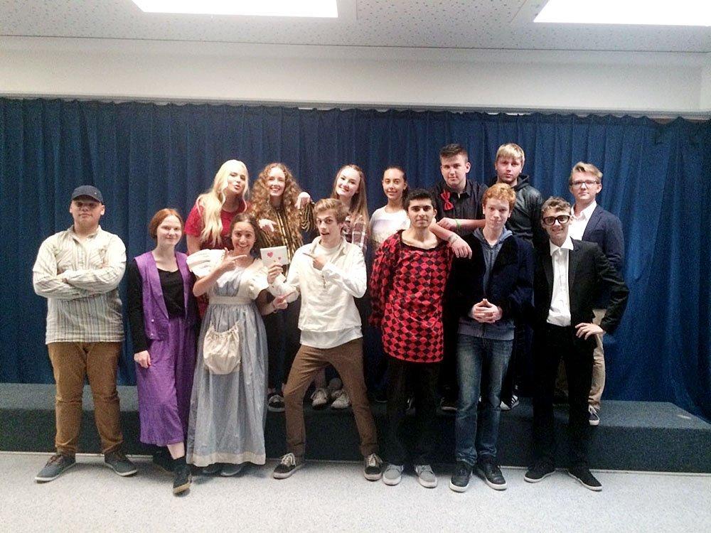 Das Schauspiel-Ensemble