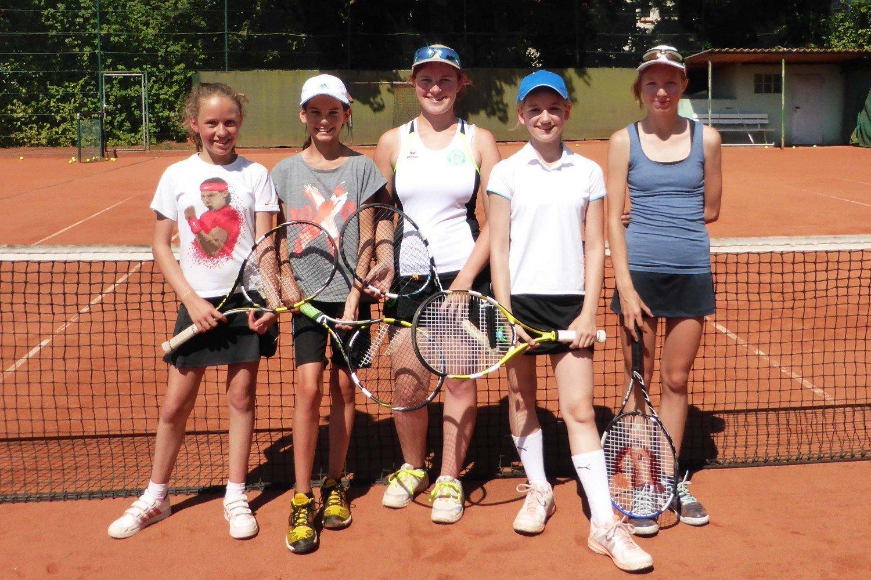Das Tenniscamp – unser kleines Olympia