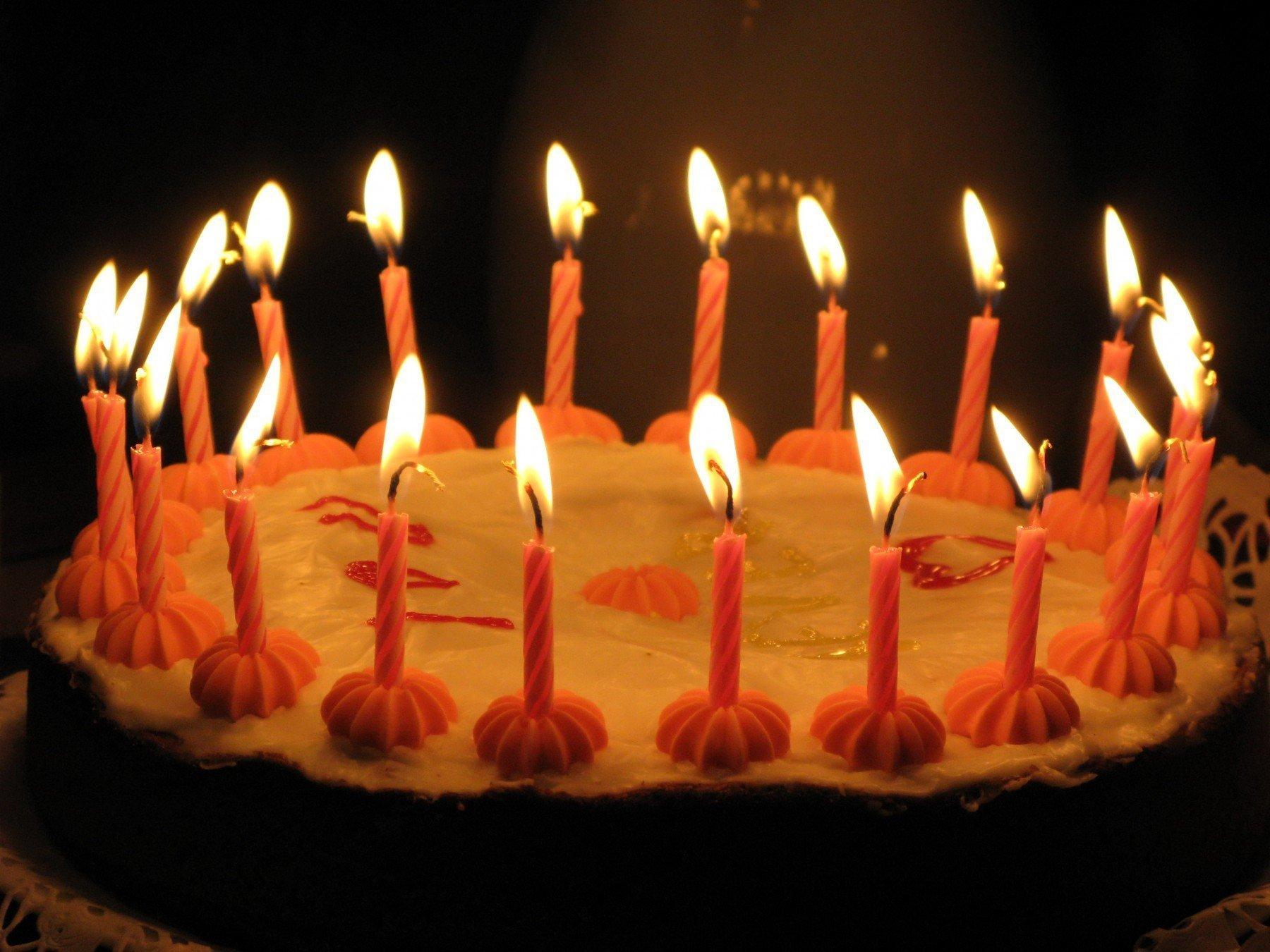 Geburtstagskinder Freien Eintritt