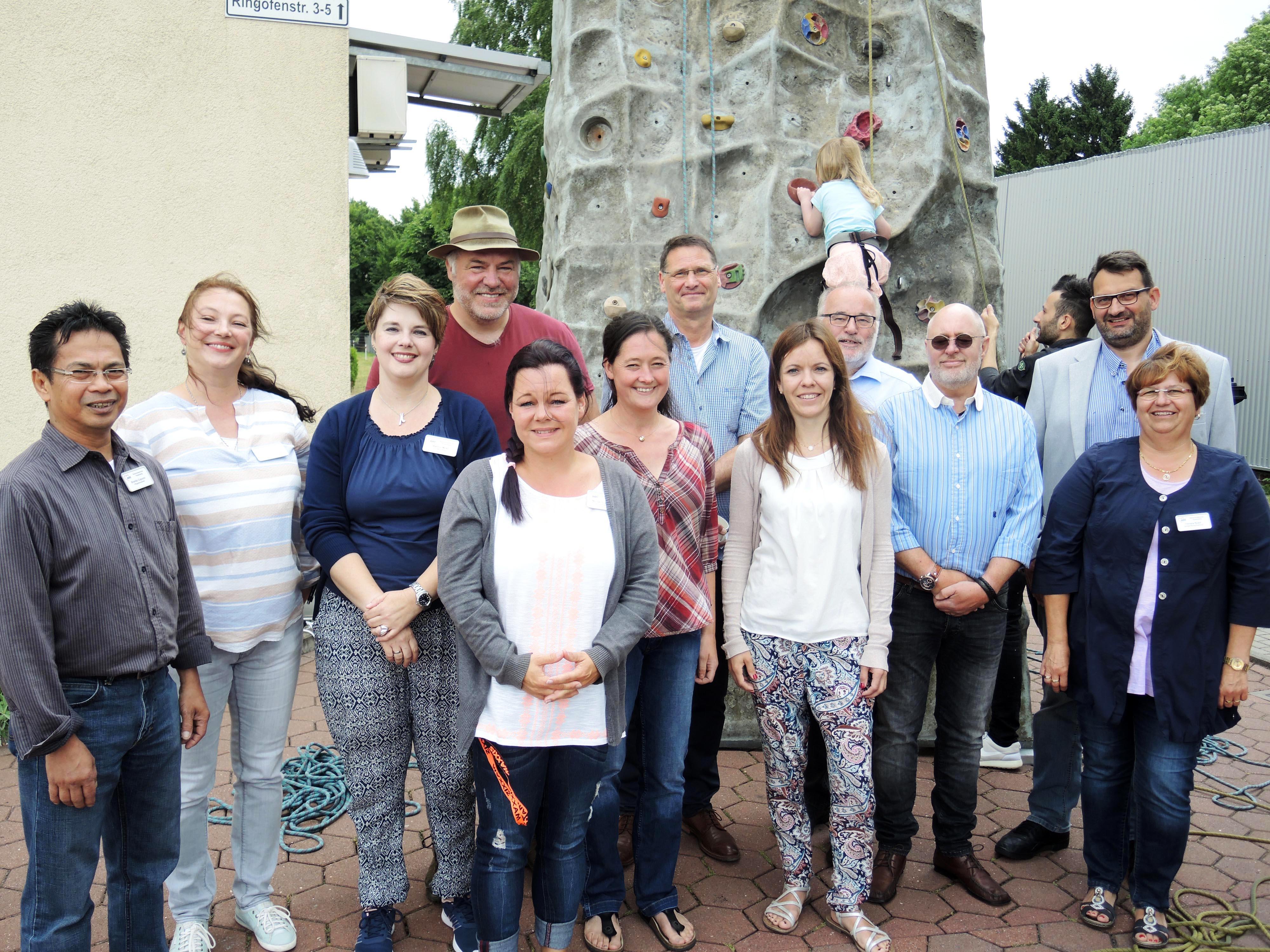 Das AWO-Team von Seniorenzentrum Rodenberg plante über ein halbes Jahr das tolle Fest.