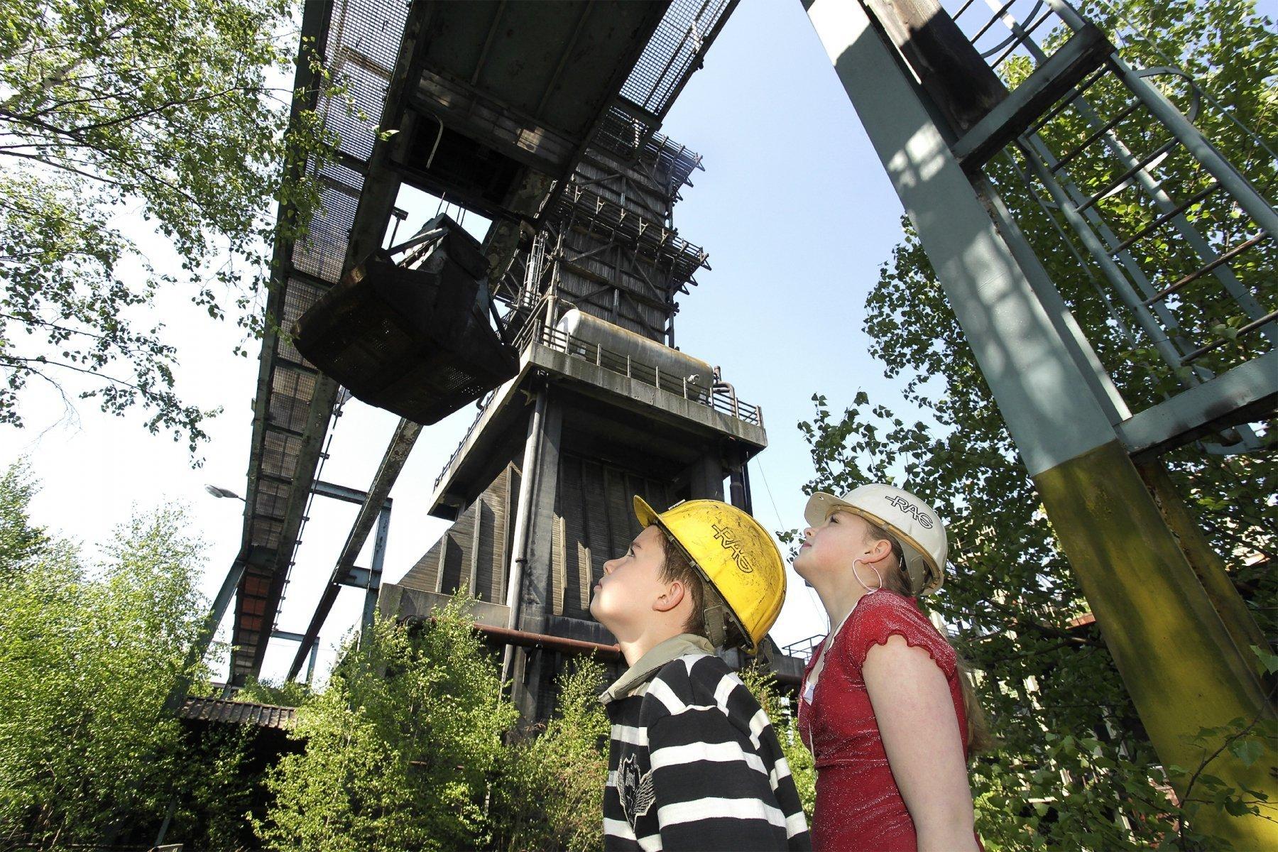 Foto: Stiftung Industriedenkmalpflege und Geschichtskultur / Karlheinz Jardner