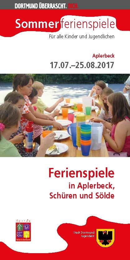 Ferienspiele in Aplerbeck, Schüren und Sölde