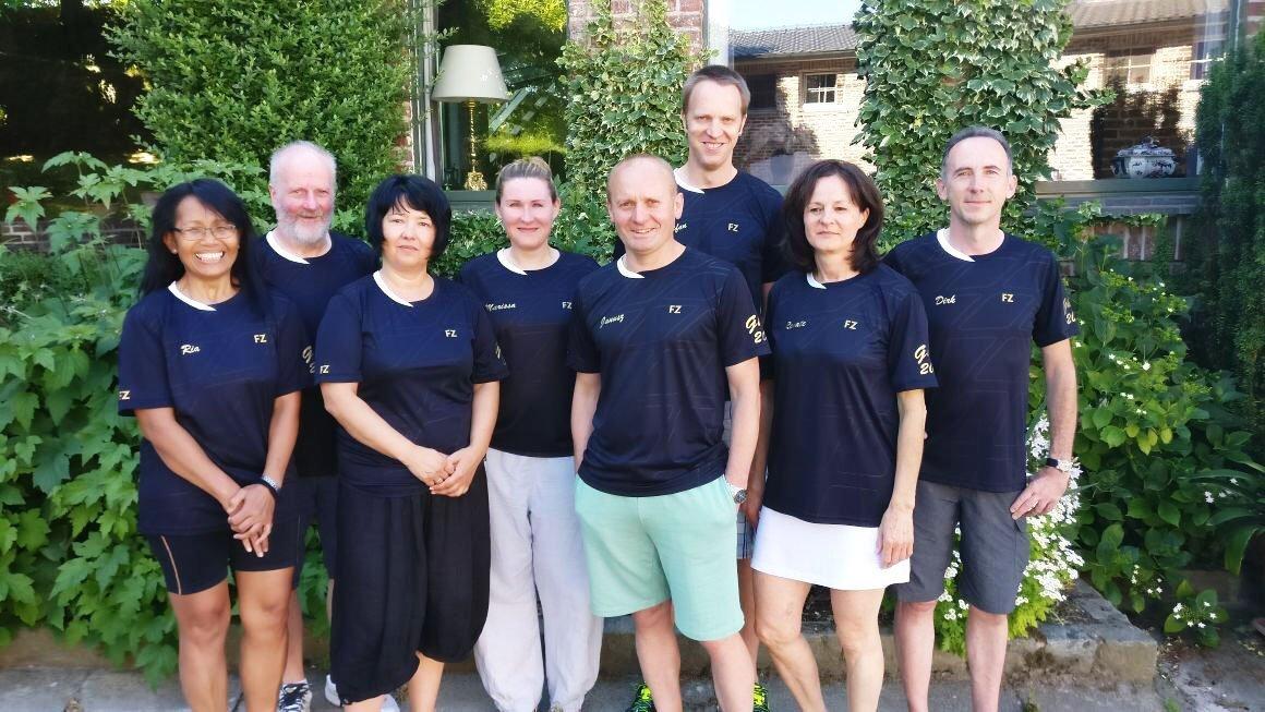 Klinikteam erfolgreich bei Betriebssport-EM