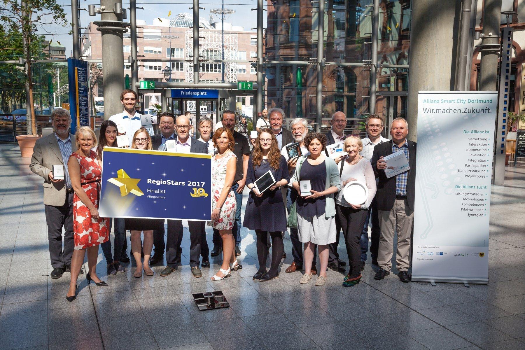 """""""Smart Service Power"""" ein herausragendes Regionalprojekt in Europa"""