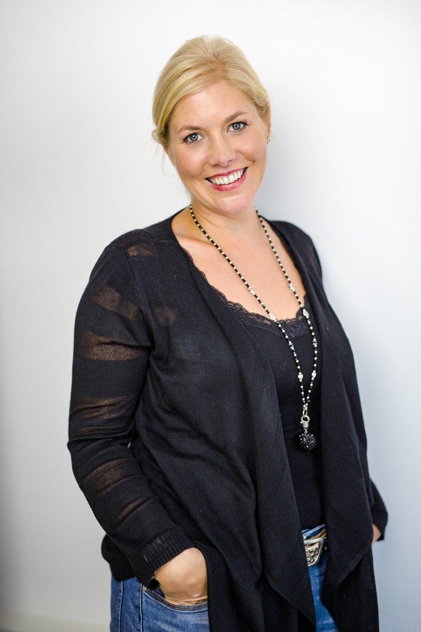 Sandra Heller, Vorstandsvorsitzende der Stiftung help and hope. (Foto: Oliver Nauditt)