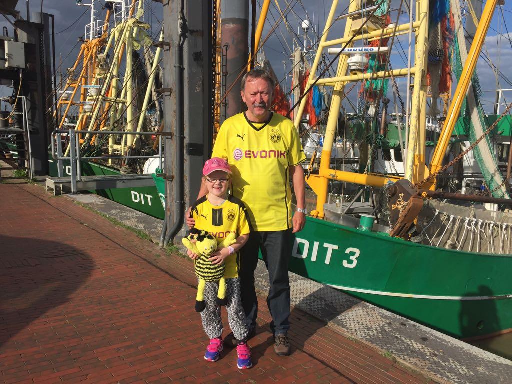 Vier Fragen an BVB-Fans: Friedhelm Somerau aus Dortmund