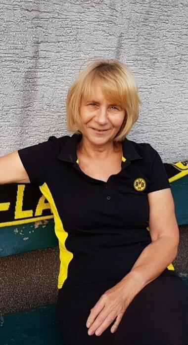 Vier Fragen an BVB-Fans: Martina Denkert aus Castrop-Rauxel