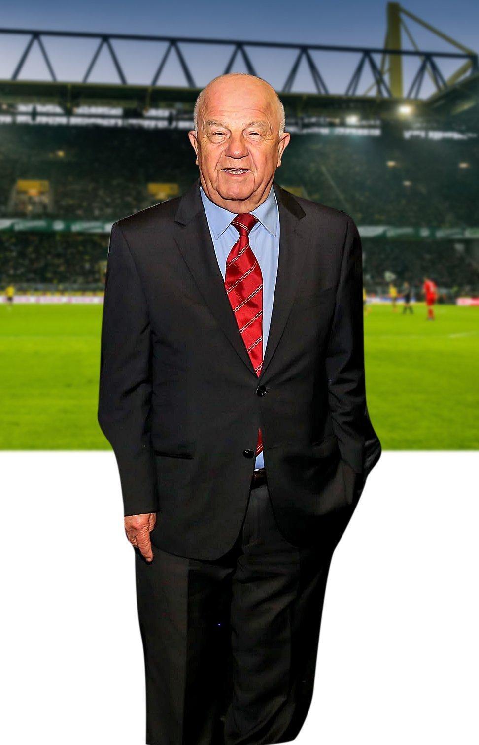 Vier Fragen an BVB-Fans: Walter Maahs