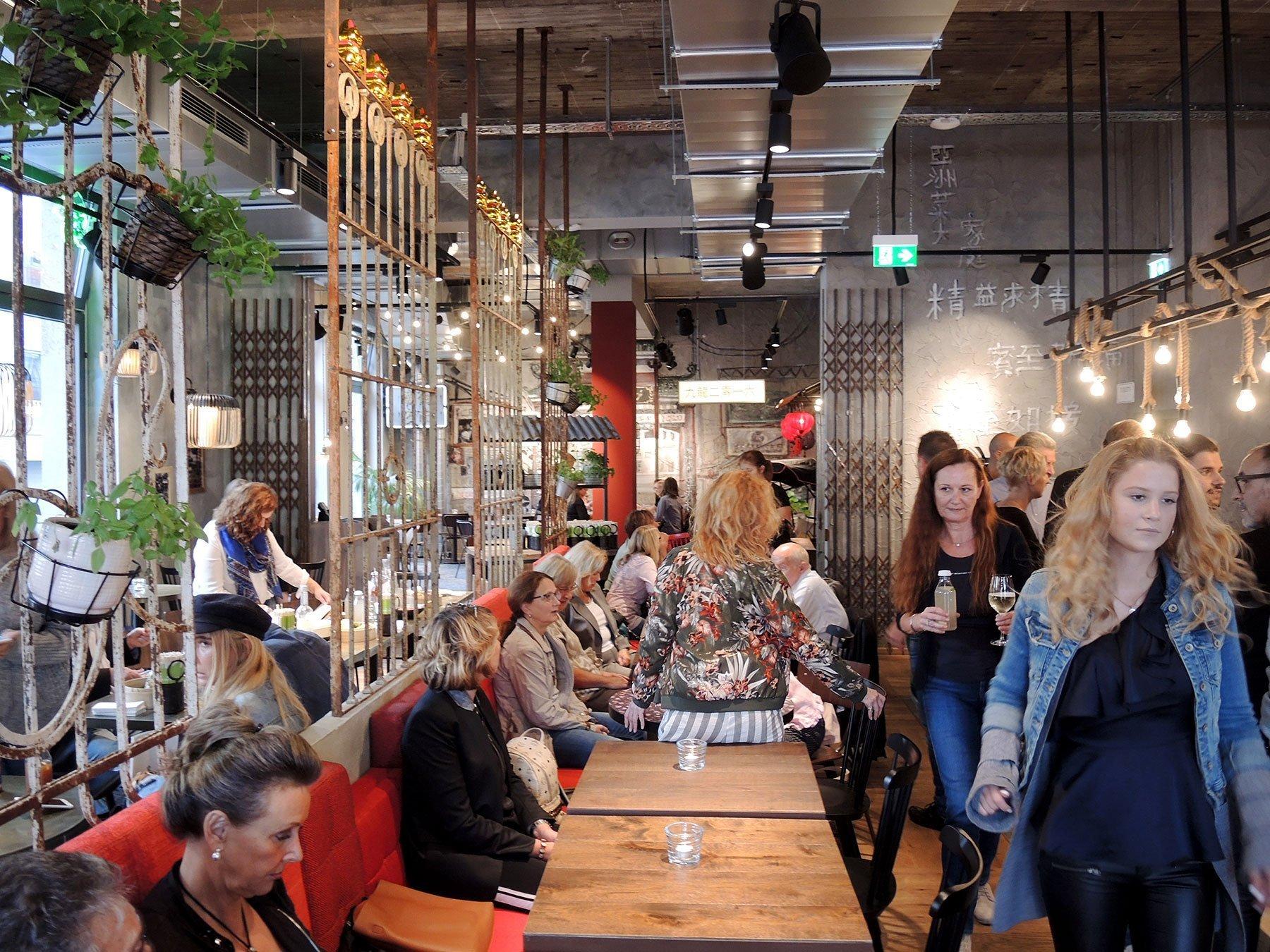 Zum Grand Opening in Dortmund kamen viele Gäste. (Fotos: IN-StadtMagazine)