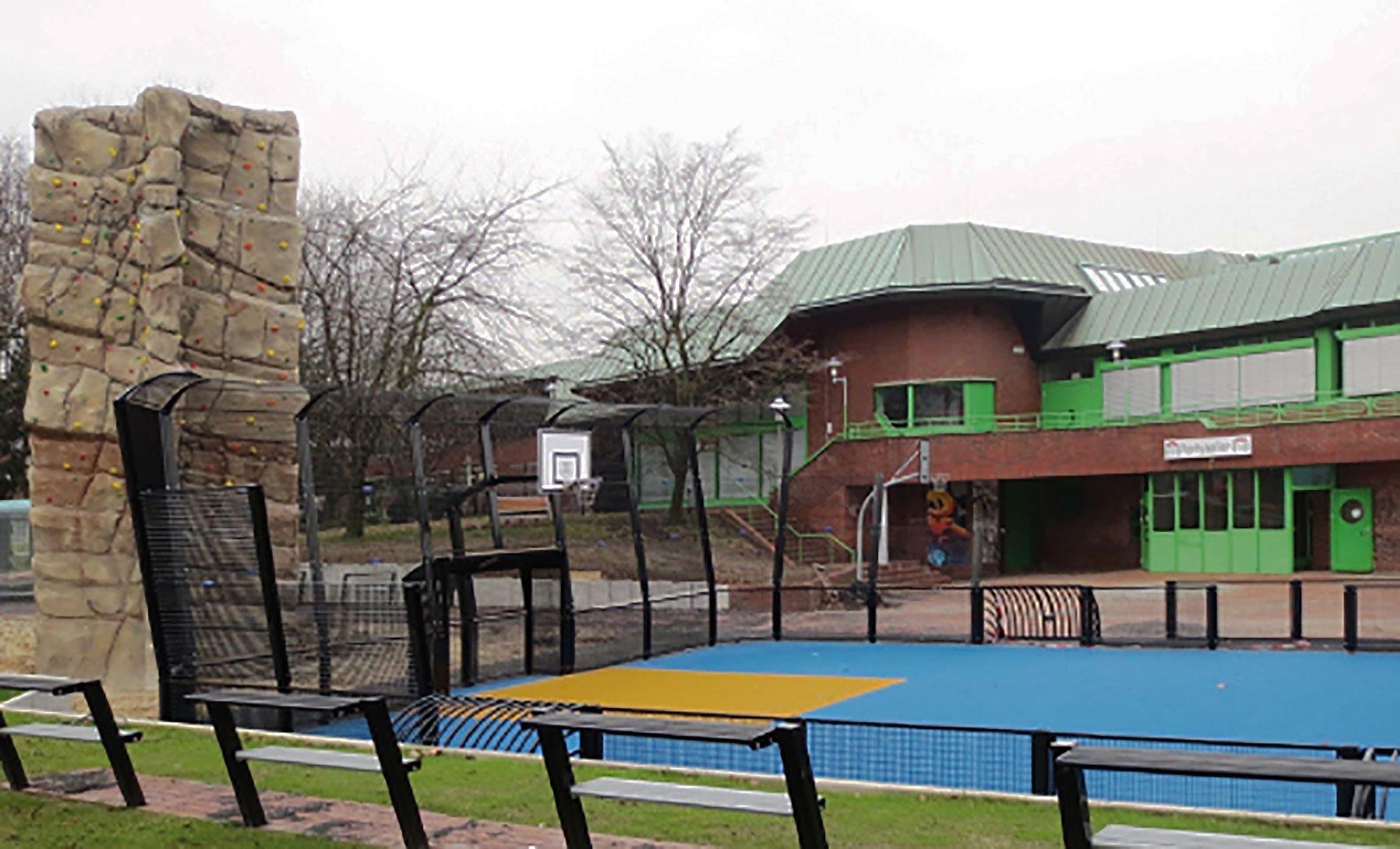 die nordstadt hat eine neue attraktion sportpark dkh bereichert au enanlage des dietrich. Black Bedroom Furniture Sets. Home Design Ideas