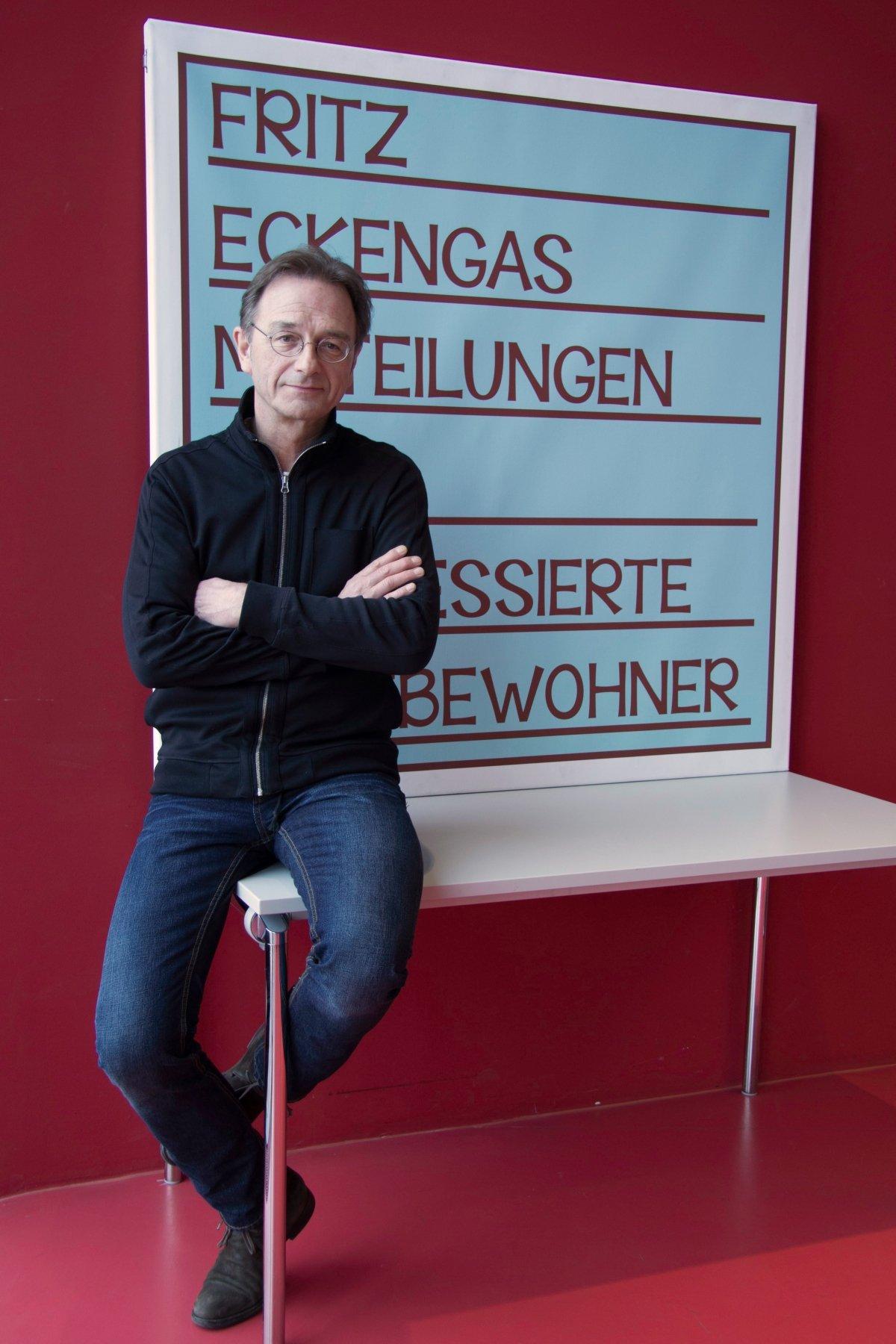 Fritz Eckenga; (Archivfoto: IN-Stadtmagazine)
