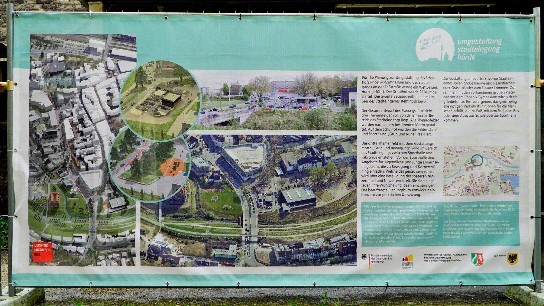 Neue Stadtumbauinfos in Hörde | IN-StadtMagazine Dortmund