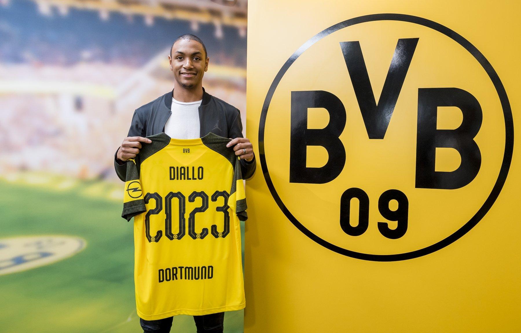 Abdou Diallo (Foto: Borussia Dortmund)