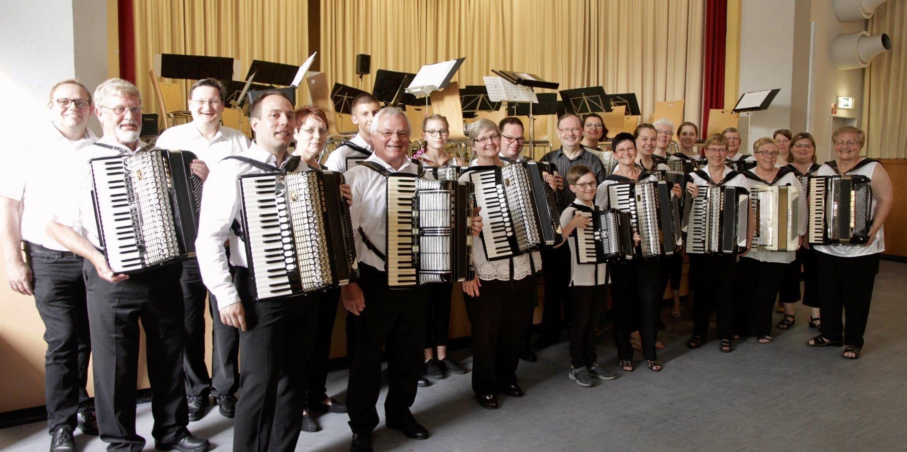 Das Konzert der Heider Spielgruppe soll zu einem späteren Termin nachgeholt werden. (Archivfoto: IN-StadtMagazine)
