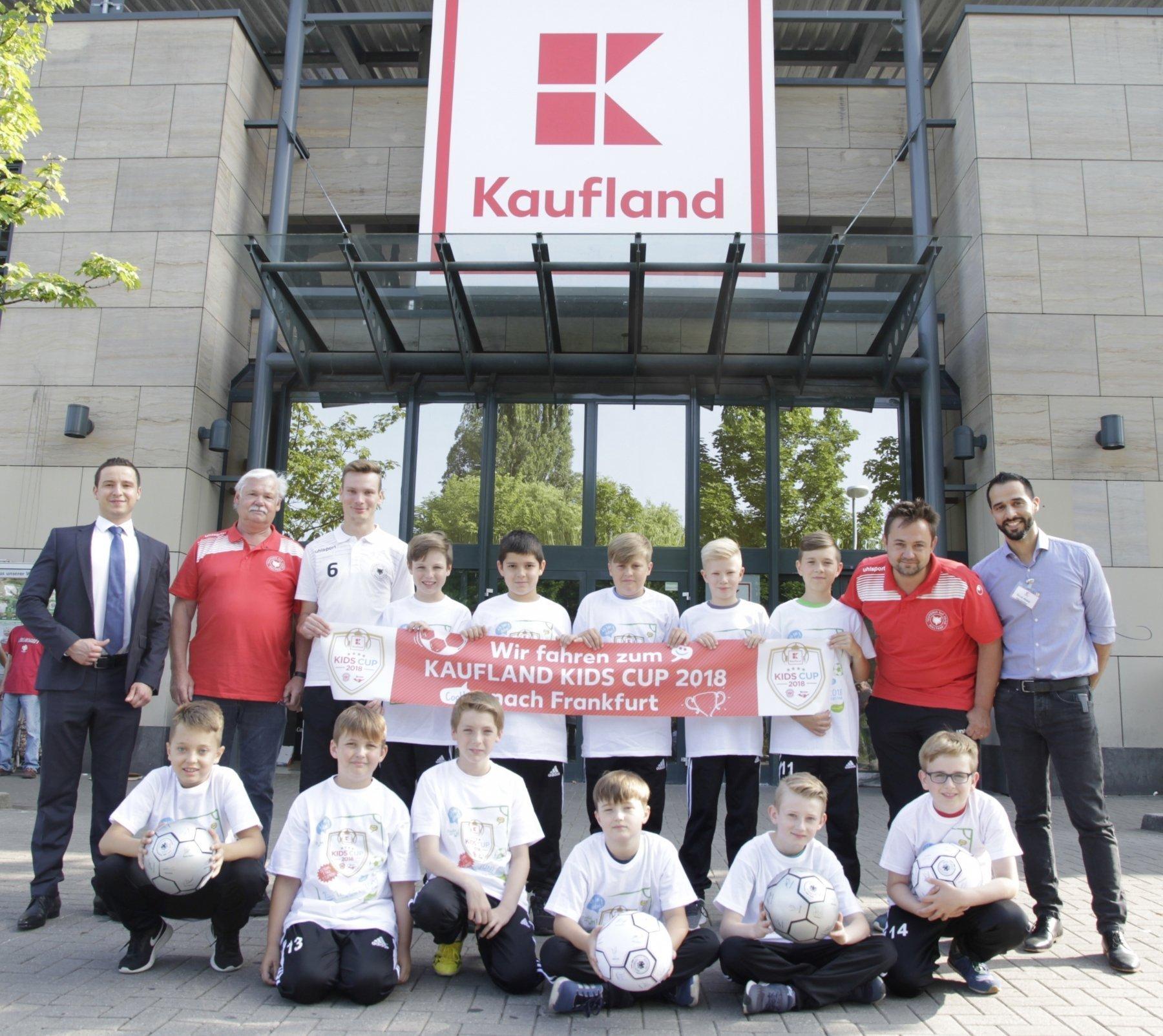 Kaufland Kidscup.De