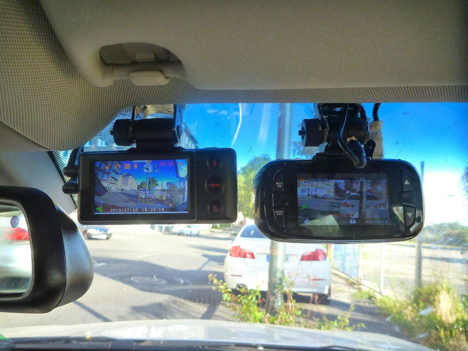 Eine Dashcam-Aufzeichnung als Beweismittel im Unfallprozess kann verwertbar sein. (Foto: Wikipedia)