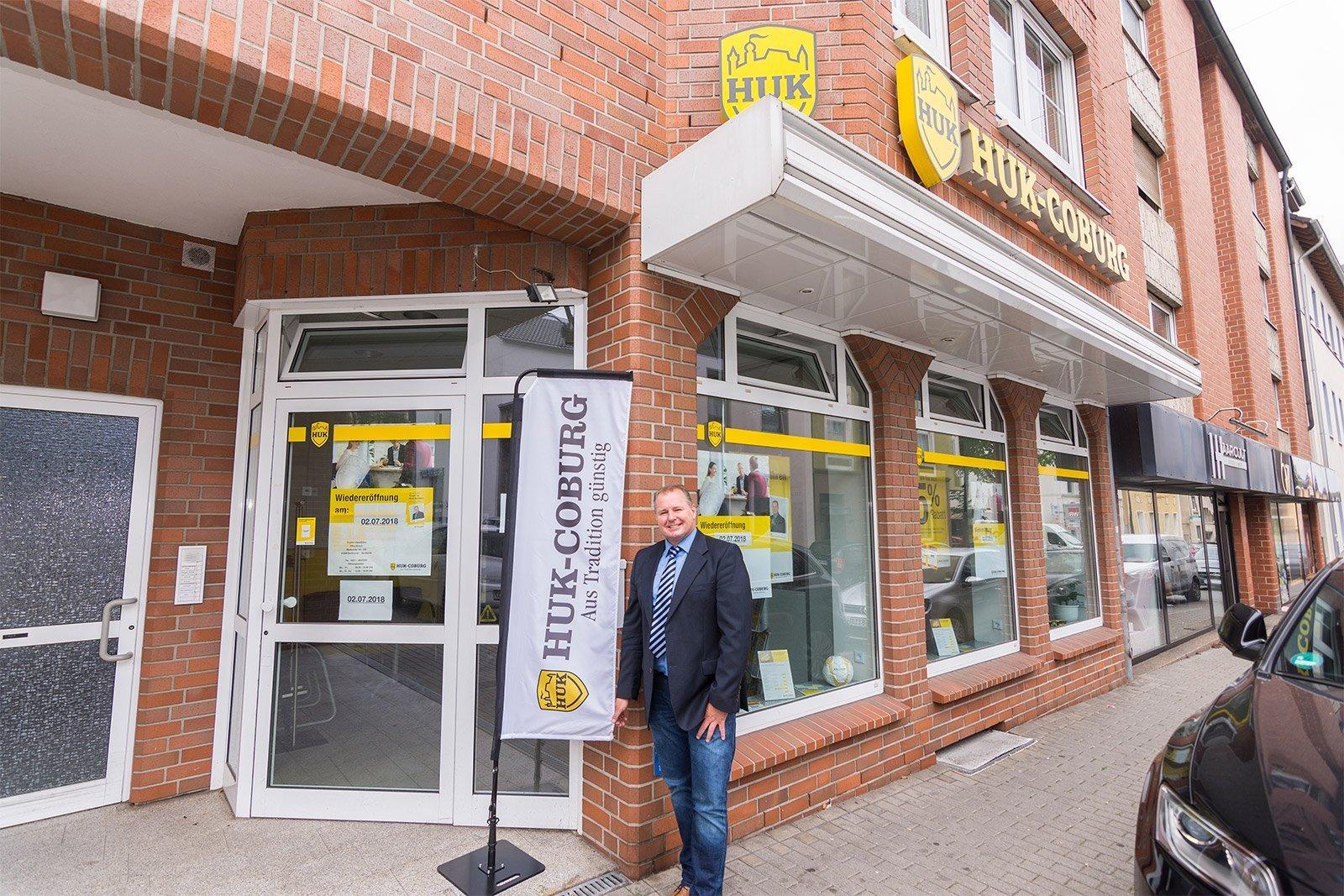 Jorg Modrzewski Neuer Huk Kundenberater In Hombruch In