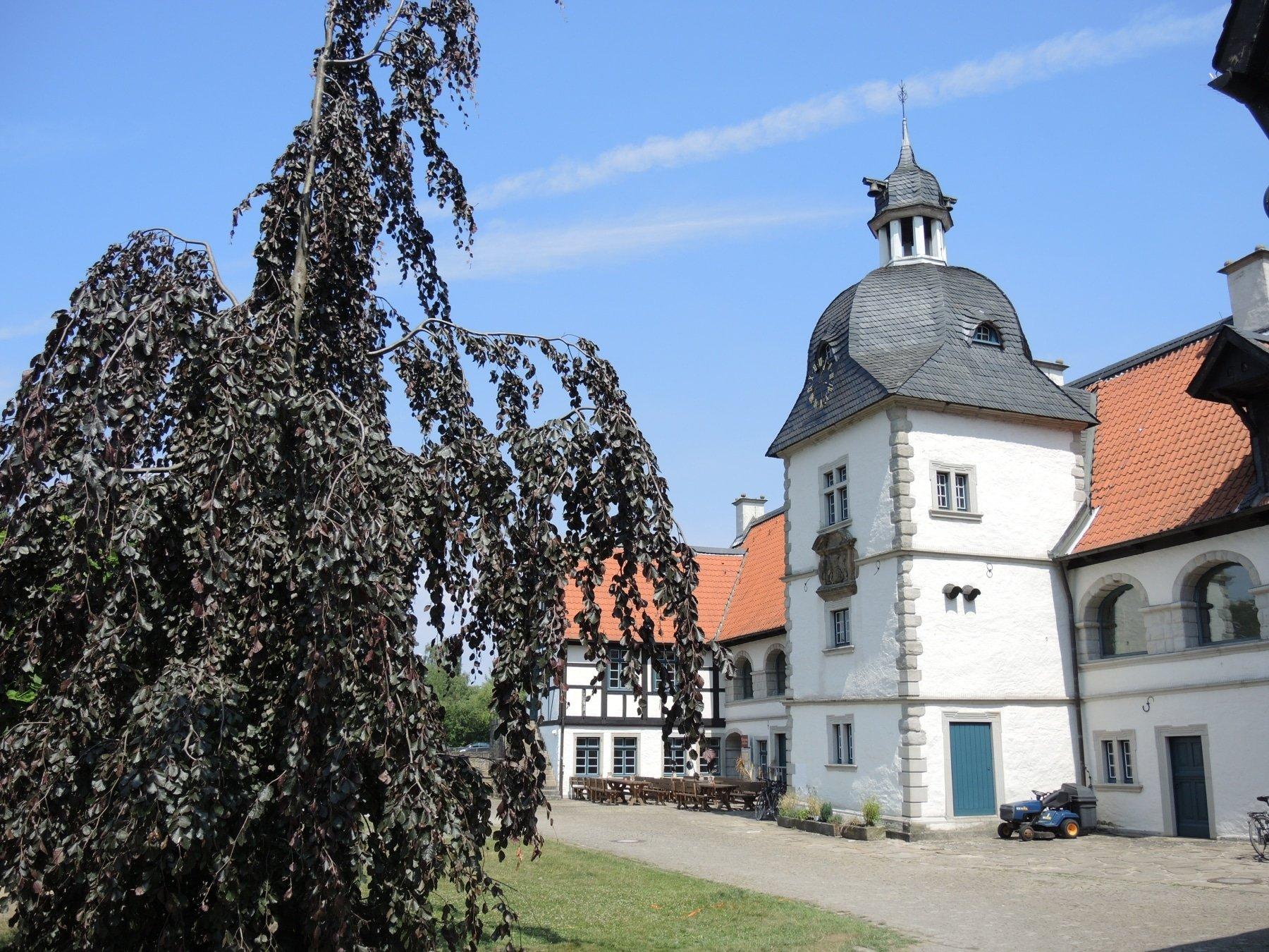 Der Kurs findet im Aplerbecker Wasserschloss Rodenberg statt. (Foto: IN-StadtMagazine)