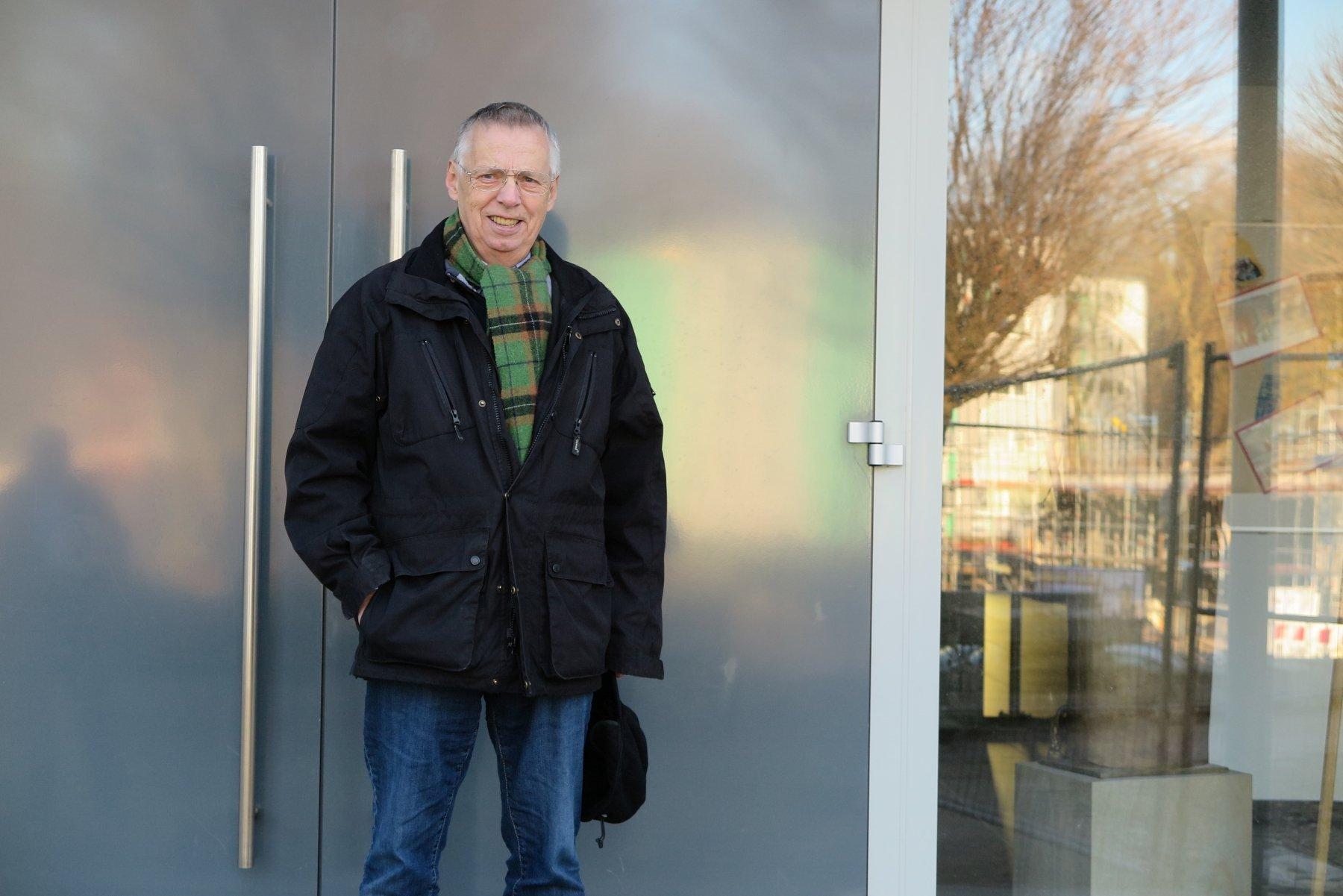 Günter Sasse (Foto: IN-StadtMagazine)