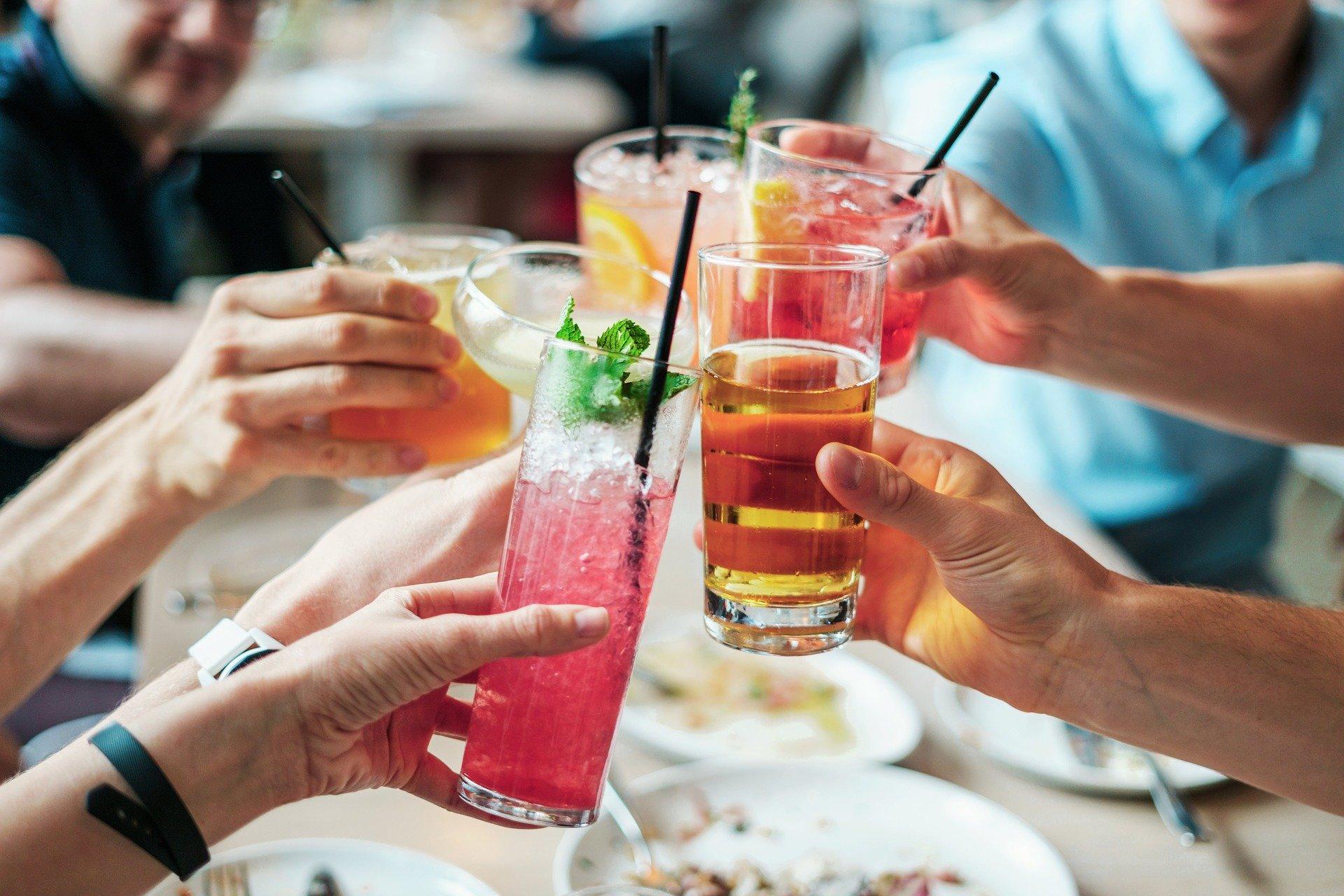 """""""Risikoarmer Alkoholkonsum – (Wie) Geht das?"""" lautet das Thema beim Forum Gesundheit. (Symbolfoto: pixabay)"""
