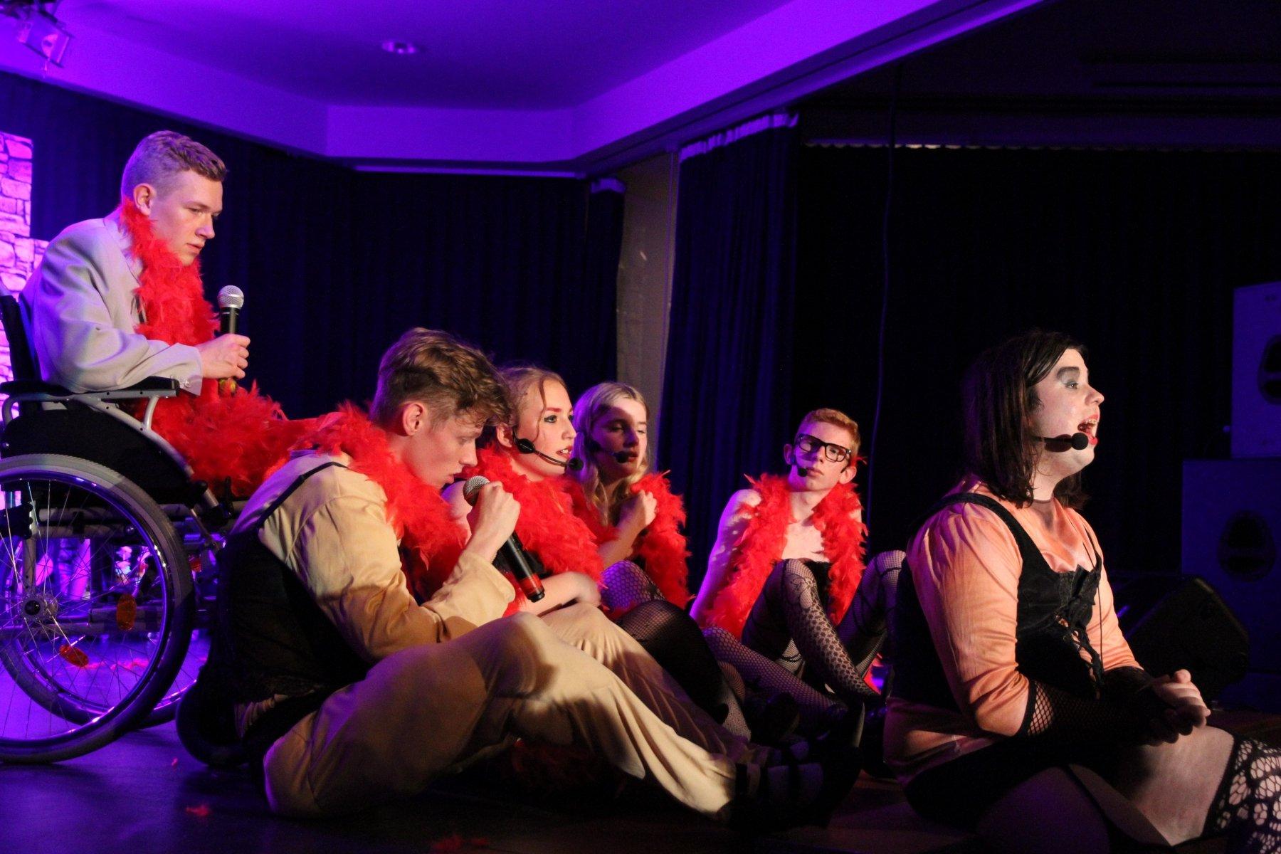 """""""Transsylvanian Late-Night-Show"""" – ein Rock-Spektakel, das begeisterte"""