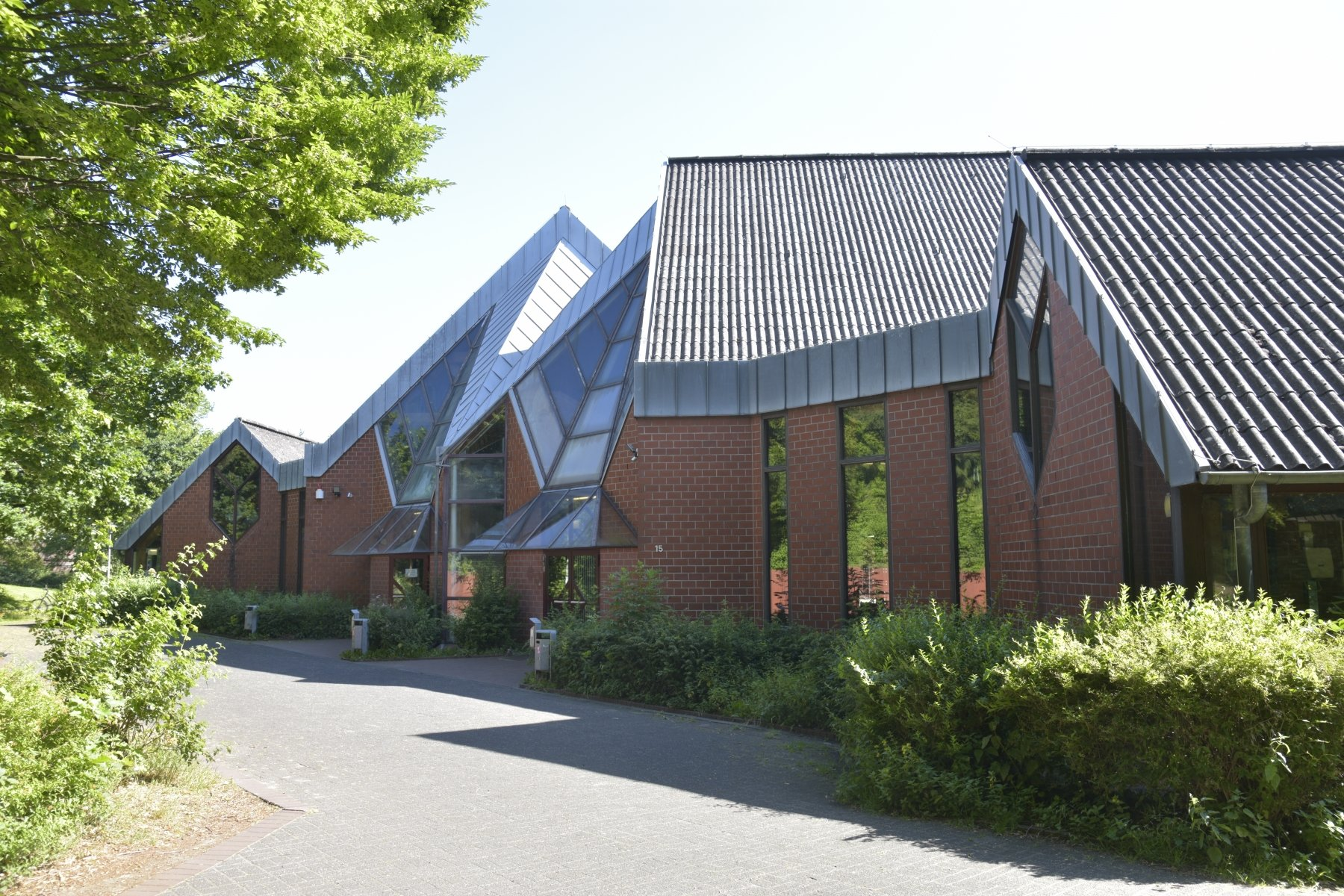 Das Westbad in Dorstfeld. (Foto: IN-StadtMagazine)