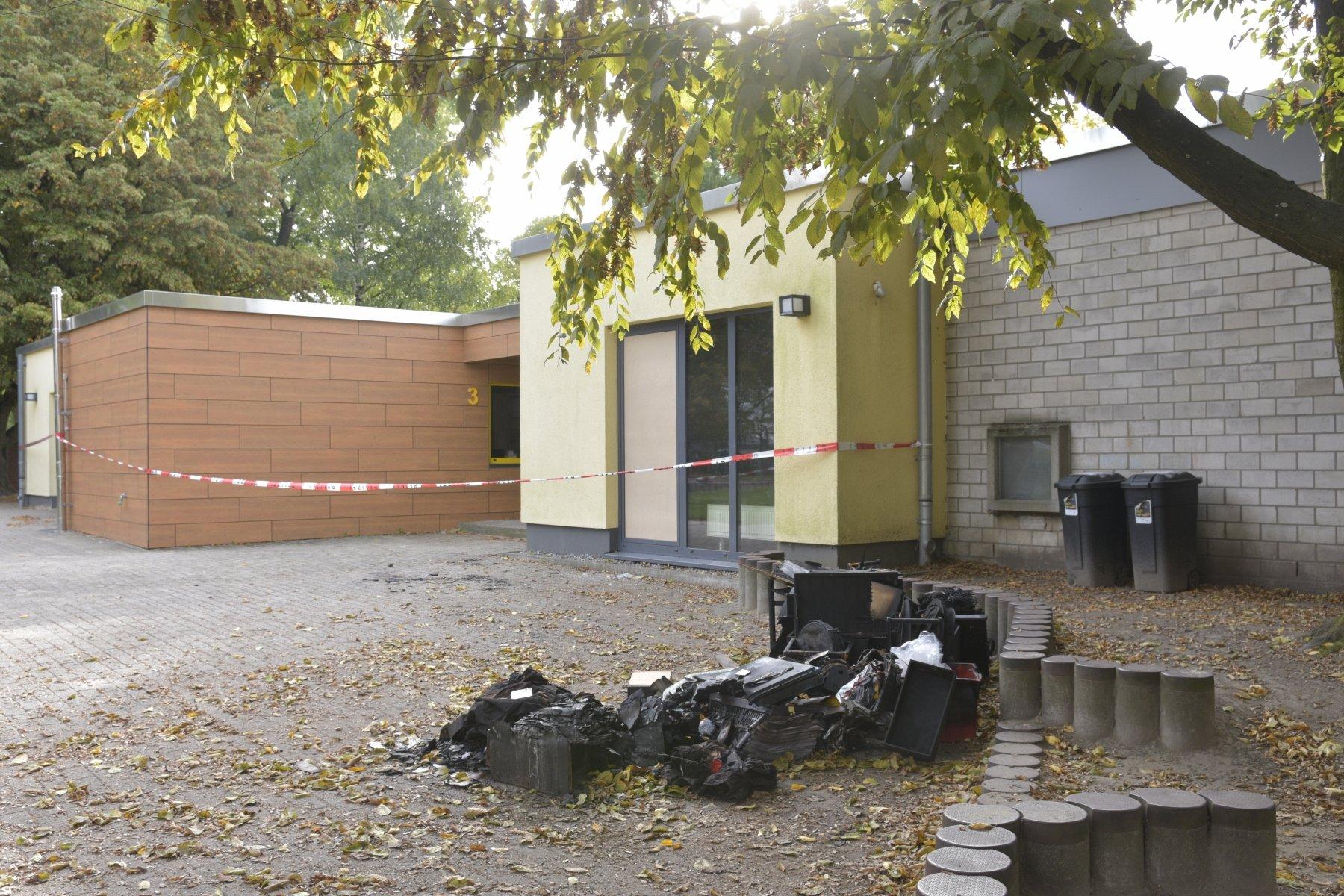 Die Kita an der Keplerstraße war über viele Monate hinweg nicht nutzbar und musste renoviert werden – offenbar auch dies ein Vorfall, der in die 2020er Brandstiftungs-Serie einzuordnen ist. (Archivfoto: Wir in Dortmund)