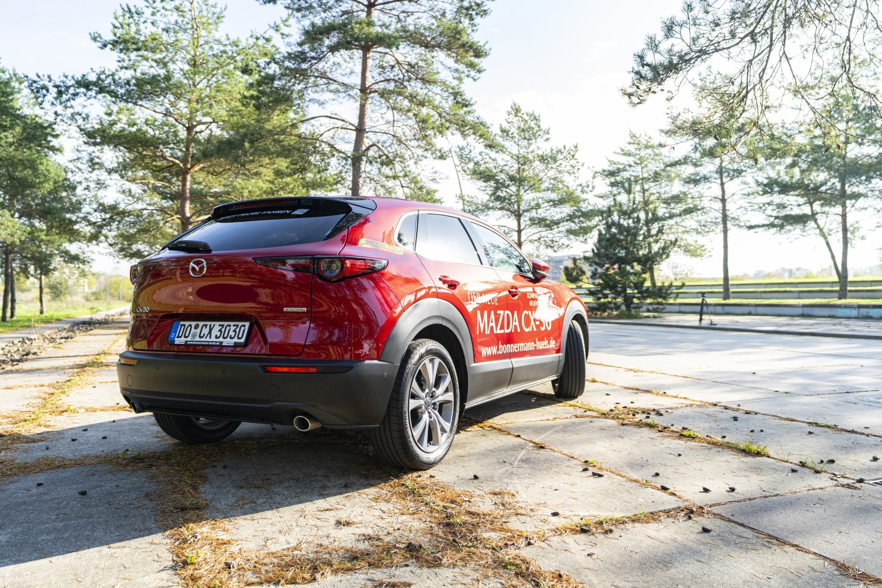 FAHRBERICHT: Mazda CX-30 – der neue japanische Crossover-SUV