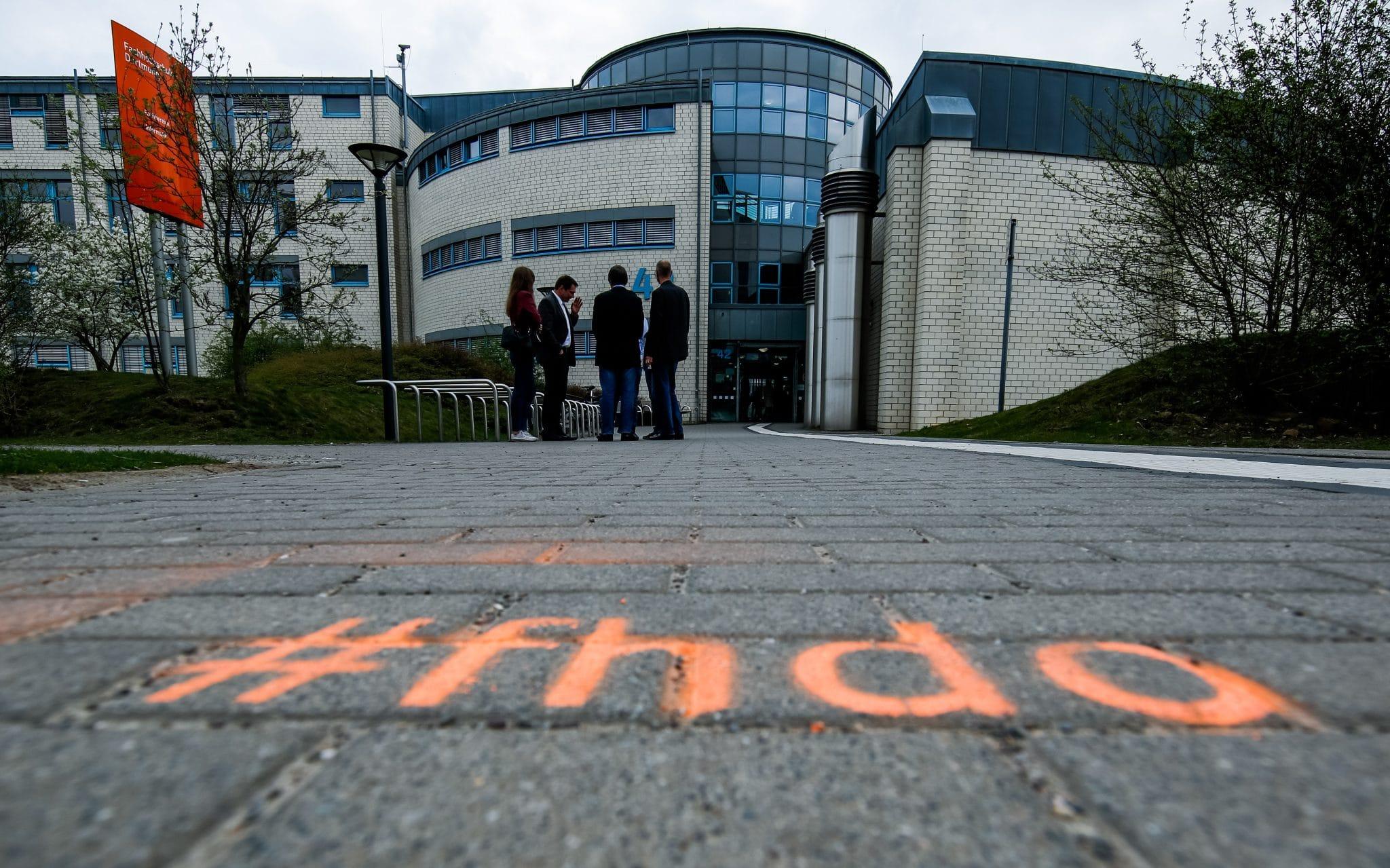 Die FH Dortmund berät Studieninteressierte per Videochat, Mail und Telefon. (Archivfoto: Wir in Dortmund)