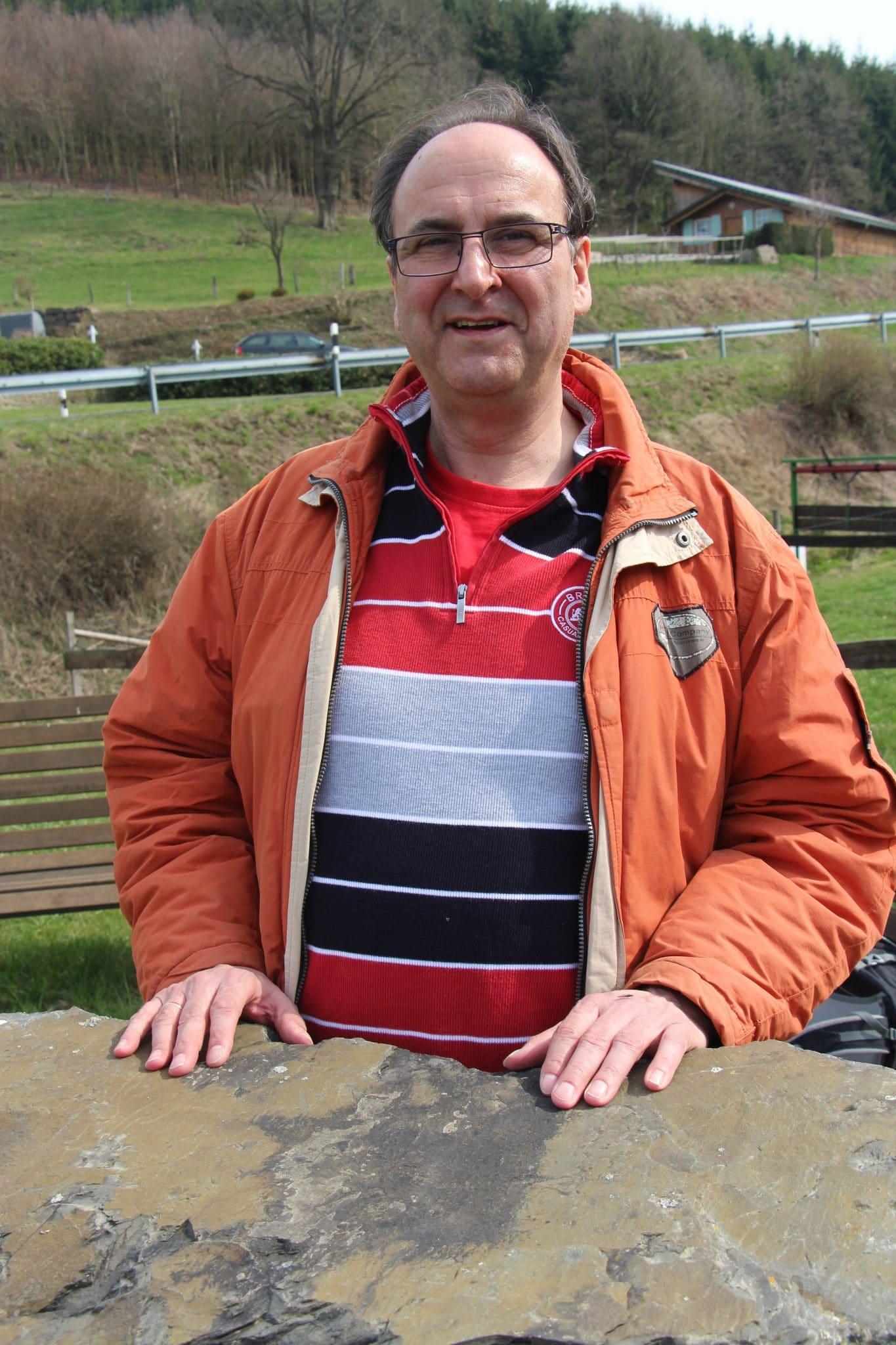 Michael Penzel vom SGV Aplerbeck lädt zur Sonntagswanderung ein. (Foto: SGV)