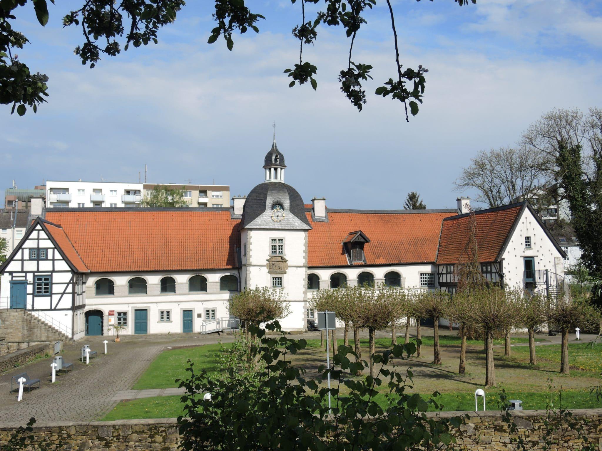 Das Haus Rodenberg (Archivfoto: Wir in Dortmund)