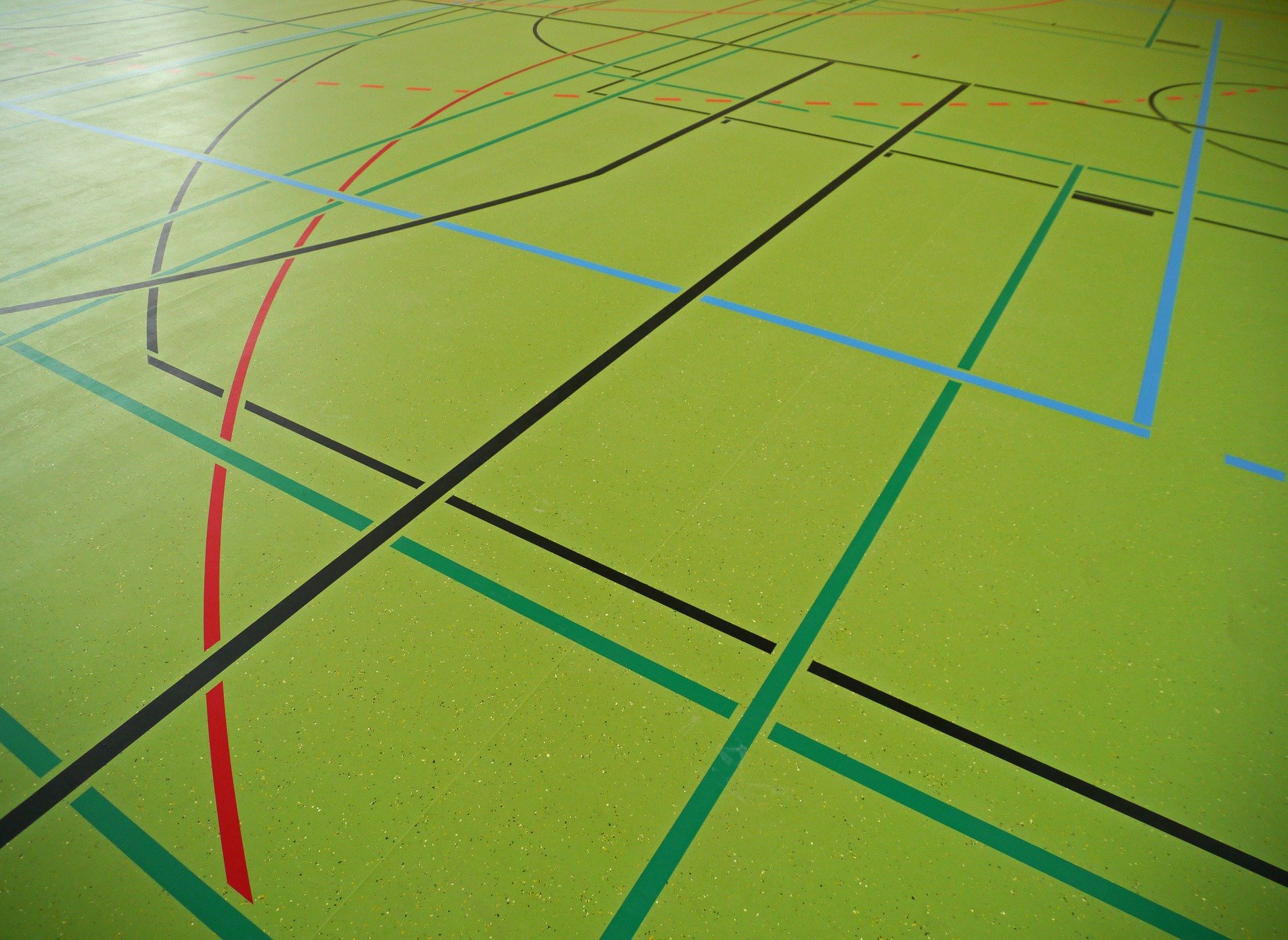 Dortmunds Hallensportler müssen sich noch weiter gedulden, bis sie in ihre Hallen zurückkehren können.(Symbolfoto: pixabay)