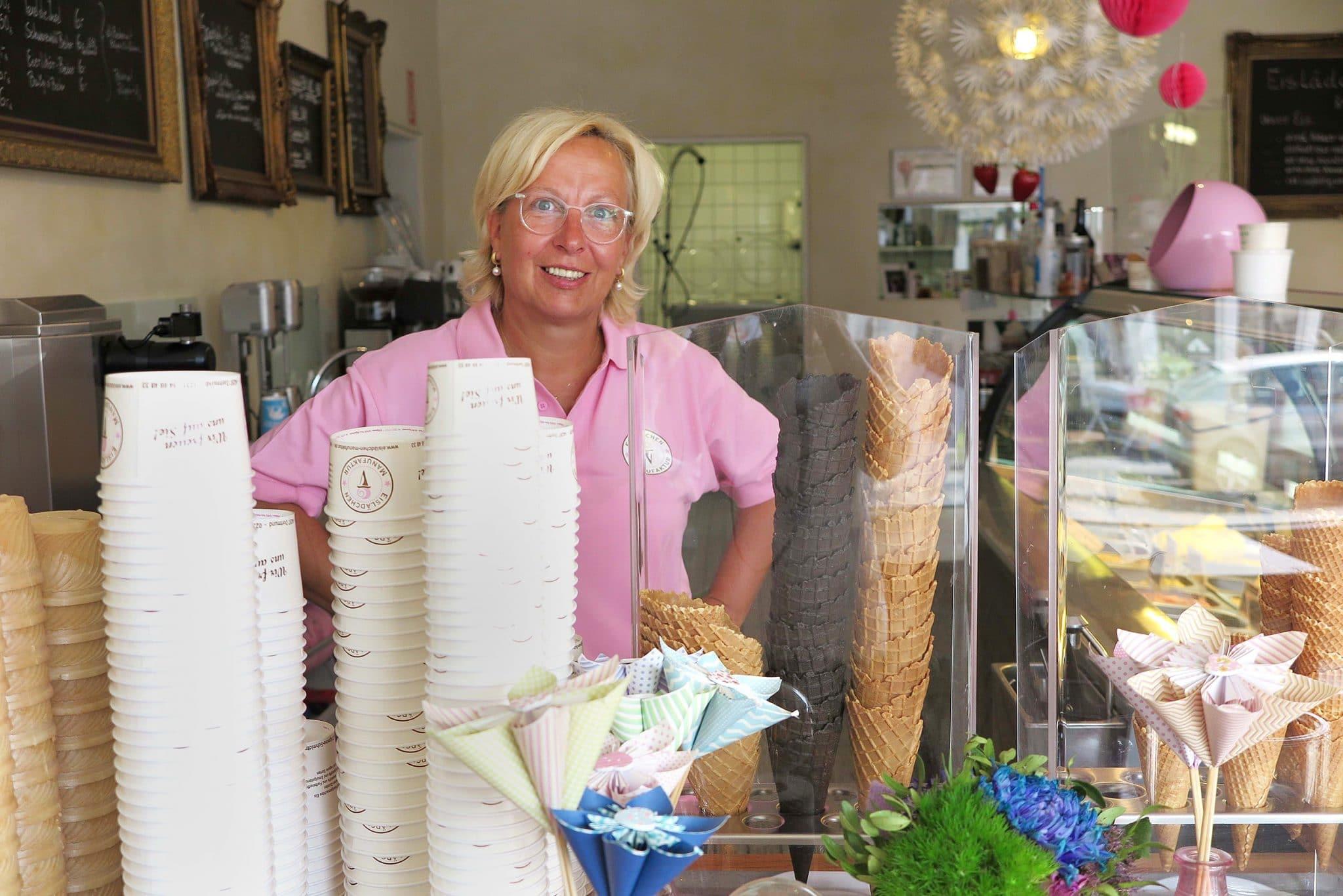 Heidi D'Agnese-Schmidtmann. (Foto: IN-Stadtmagazine)