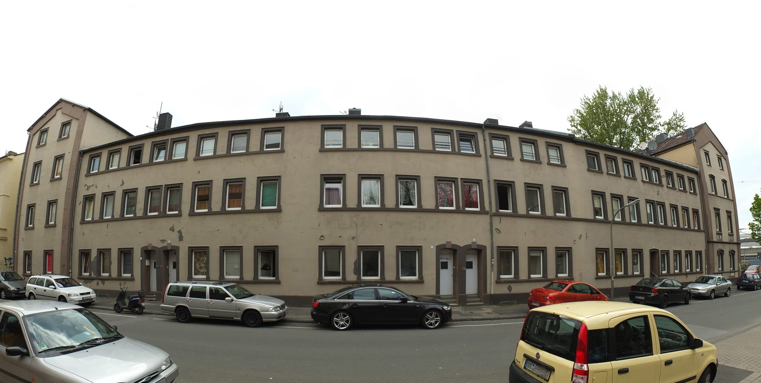 """Die """"Kaserne der Paulinenhütte"""" steht unter Denkmalschutz (Fotos: privat)"""