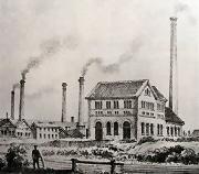 Rothe Erde – die Industrie kommt und prägt das Viertel – von Dr. Günter Spranke