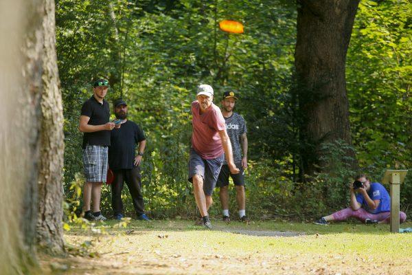 Wischlinger Disc-Golf-Turniere sind zurück