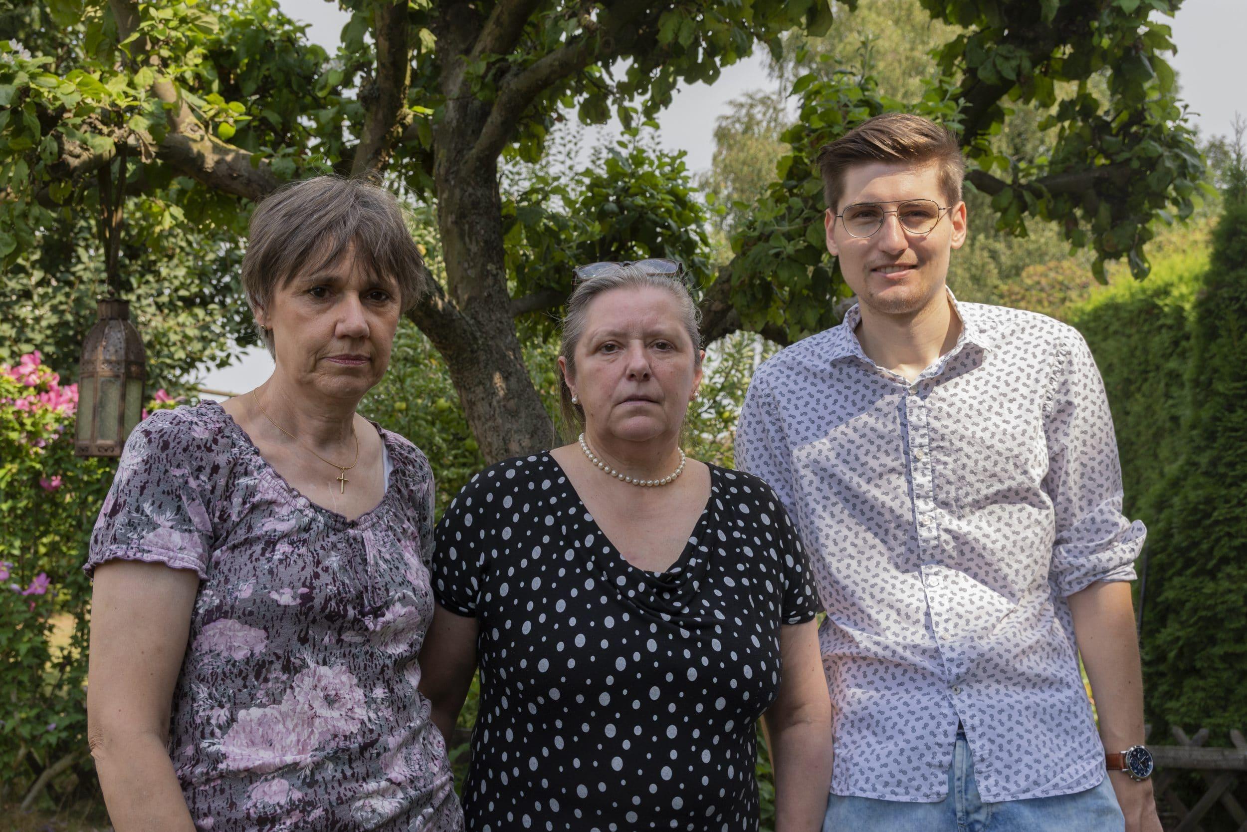 In Lüdos CDU fliegen ausgerechnet vor der Kommunalwahl die Fetzen: Petra Trümper (Mitte), ihr ehemaliger Vize Daniel Schürhoff sowie Barbara Hofmann haben ihrer Partei den Rücken gekehrt. (Foto: IN-StadtMagazine)