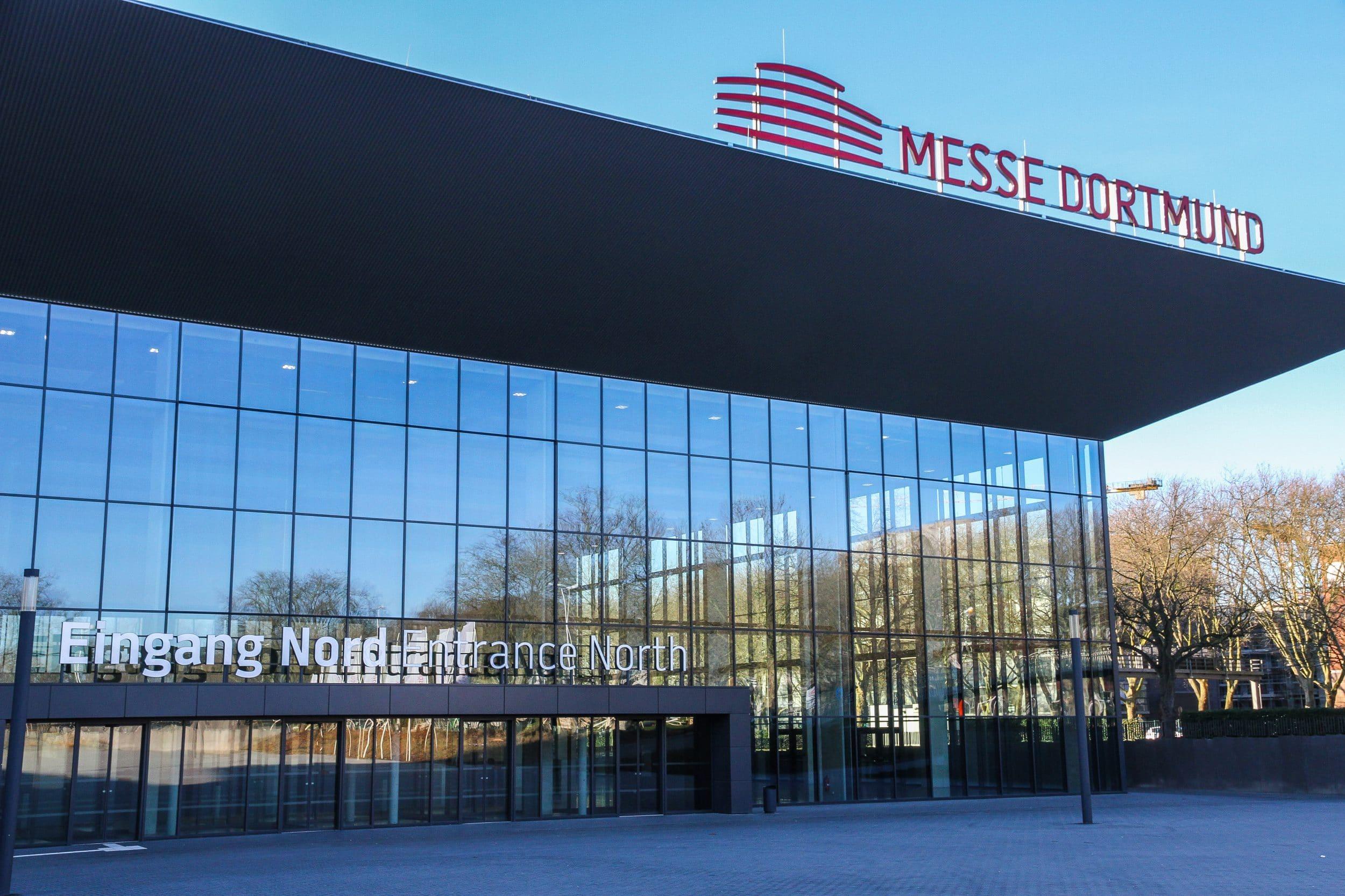 Die Westfalenhallen Unternehmensgruppe macht auf die ernste Lage der Veranstaltungsbranche aufmerksam. (Archivfoto: Wir in Dortmund)
