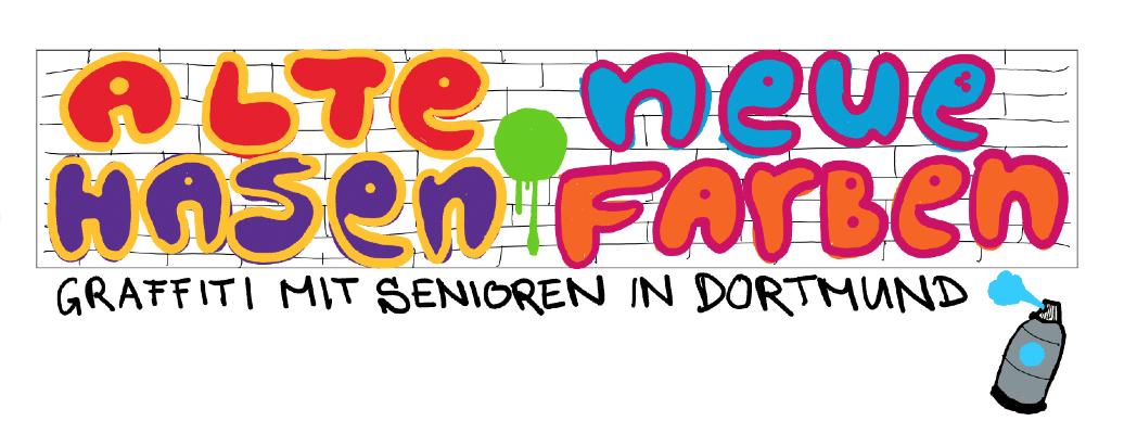 Graffitiaktion mit Senior*innen in Aplerbeck – wer hat Lust mitzumachen?