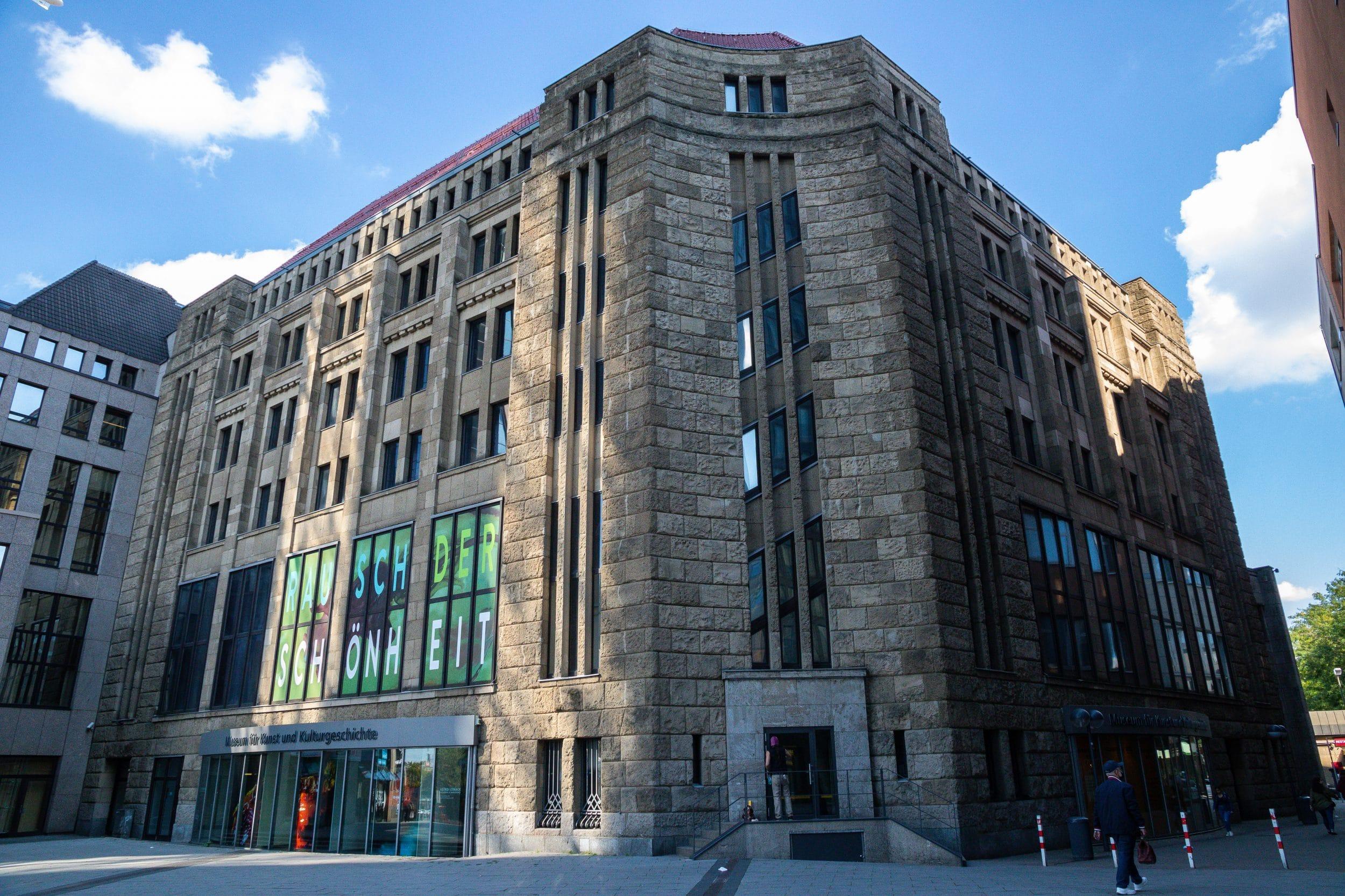 Das Museum für Kunst und Kulturgeschichte (MKK); (Foto: IN-StadtMagazine)