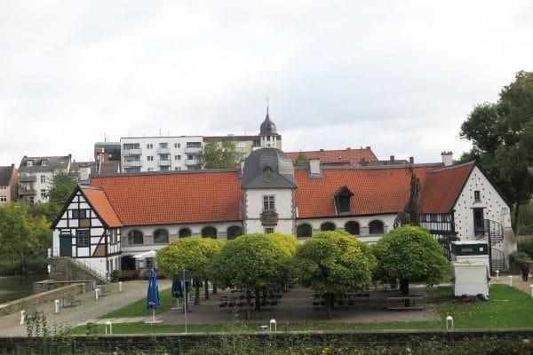 """Wenn der """"Friseur"""" im Schloss Rodenberg umgeht ..."""