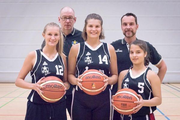 Baroper Basketball-Damen ziehen in die Oberliga ein