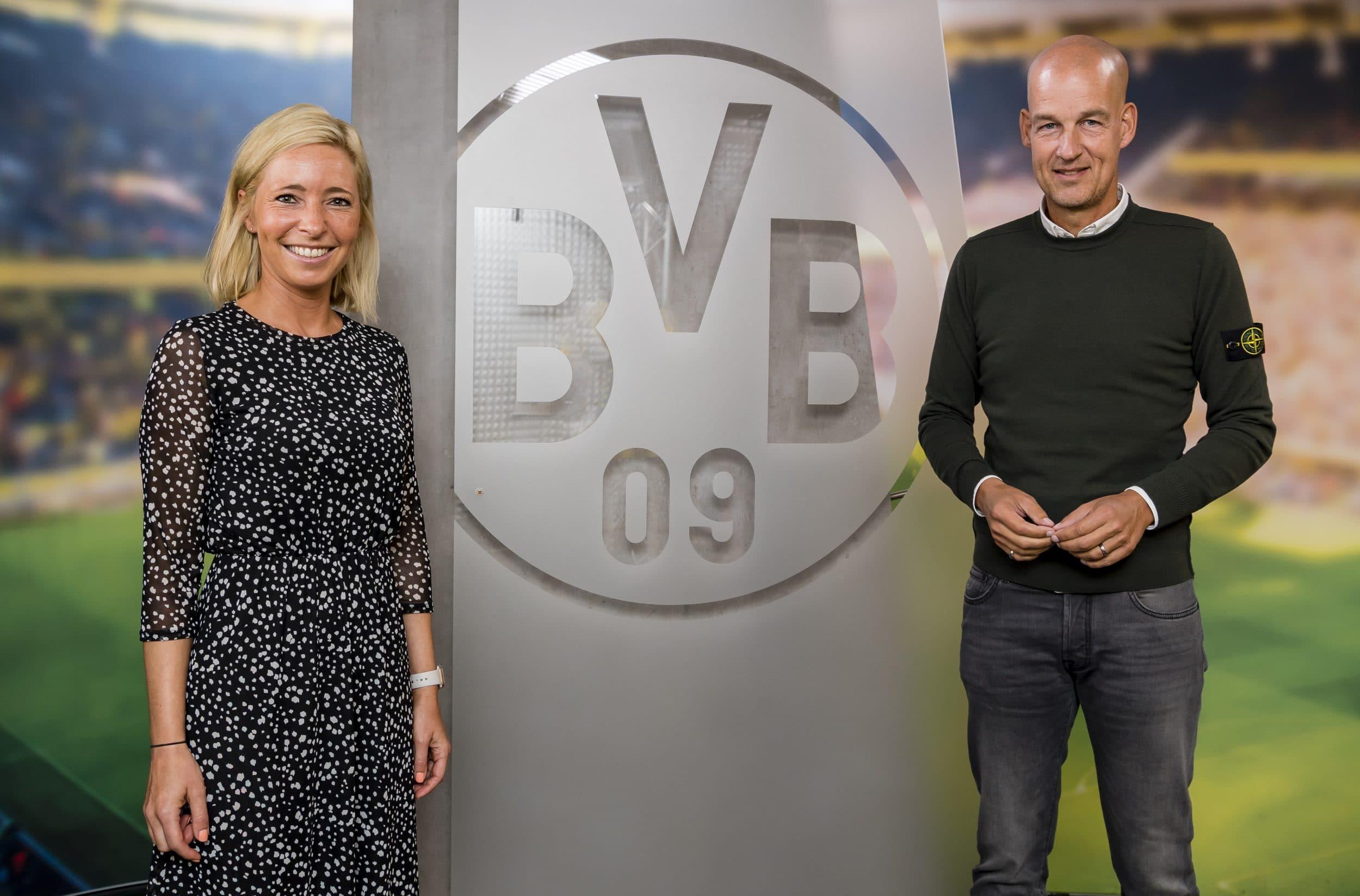 Ab 2021 hat der BVB ein Frauenfußball-Team. (Foto: BVB/Alexandre Simoes)