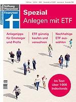 Finanztest Spezial Anlegen mit ETF – Anlagetipps für Einsteiger und Profis