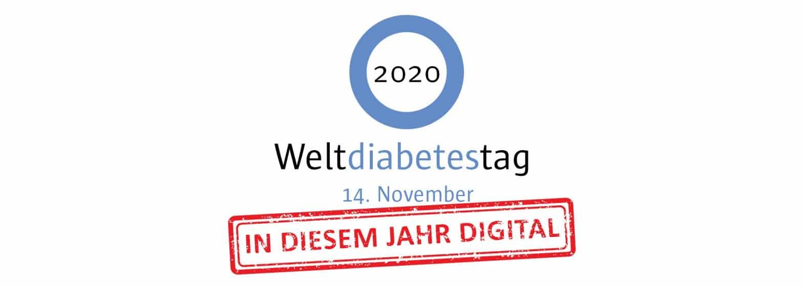 Risikogruppe schützen: Digitale Weltdiabetestag-Patientenveranstaltung 2020!