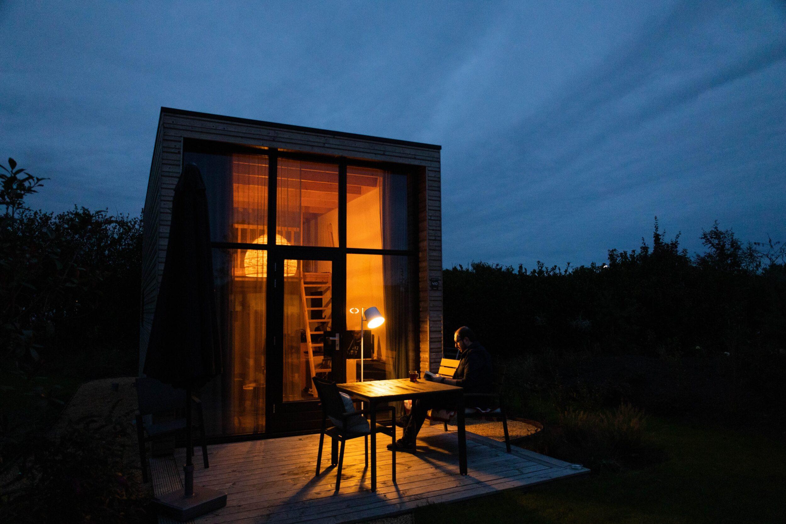 Beispiel für ein Tiny House (Symbolfoto: unsplash)