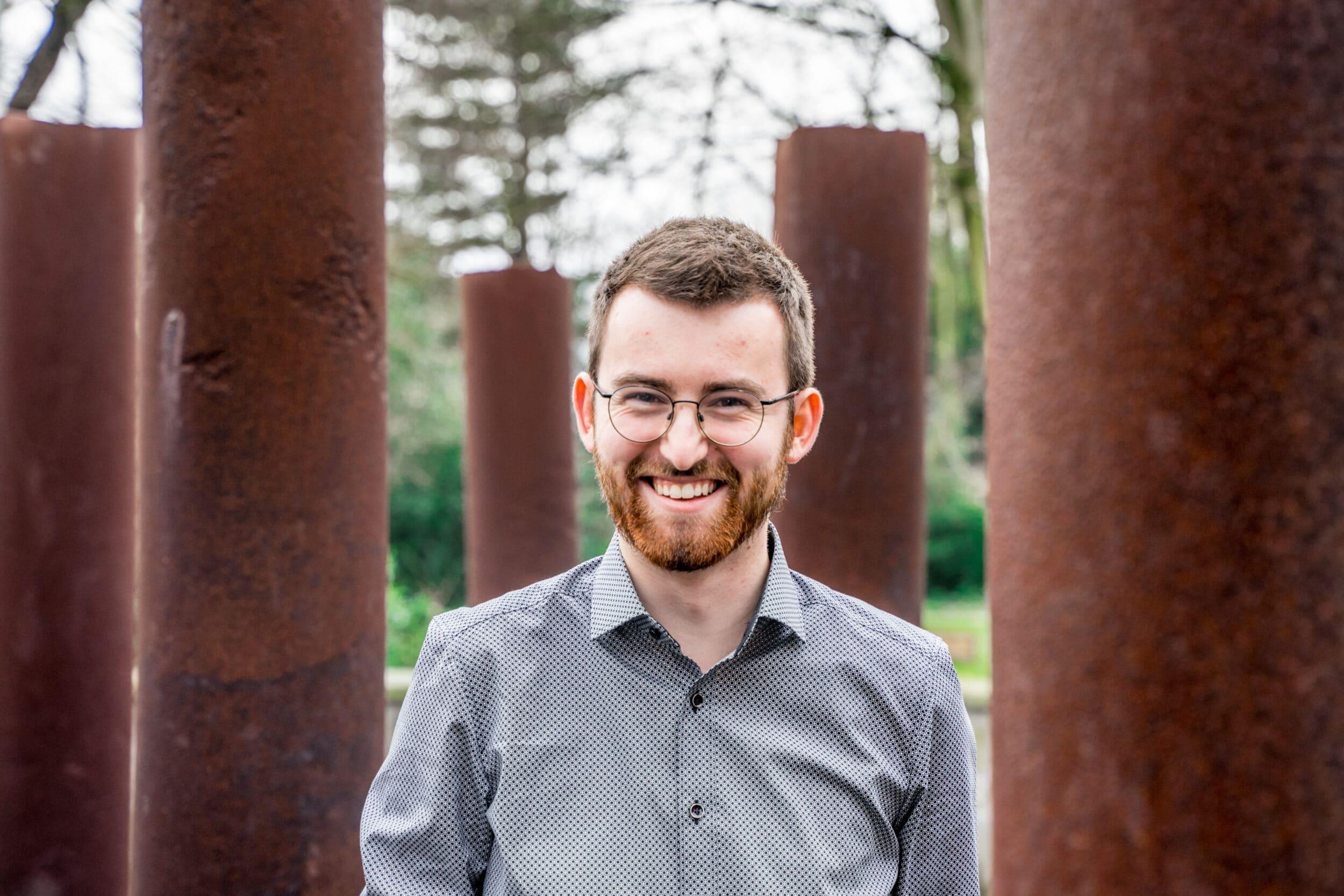 Der neu gewählte Kreissprecher Michael Röls. (Foto: Patrick Haermeyer)